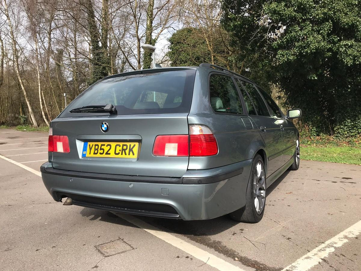 BMW e39 525d Sport touring estate in HP3 Dacorum for