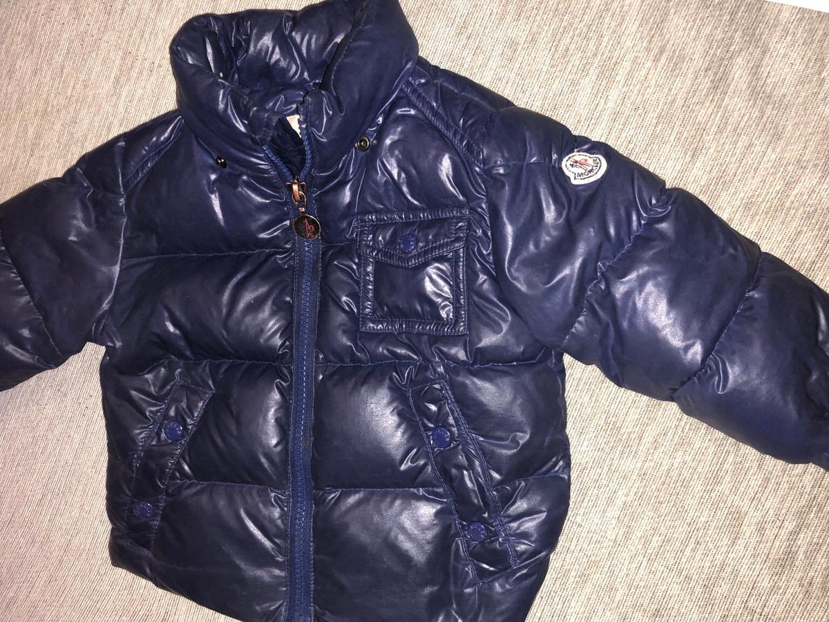 huge discount 76dd3 4ff1c Giubbotto bambino Moncler 12/18 in Mileto for €30.00 for ...