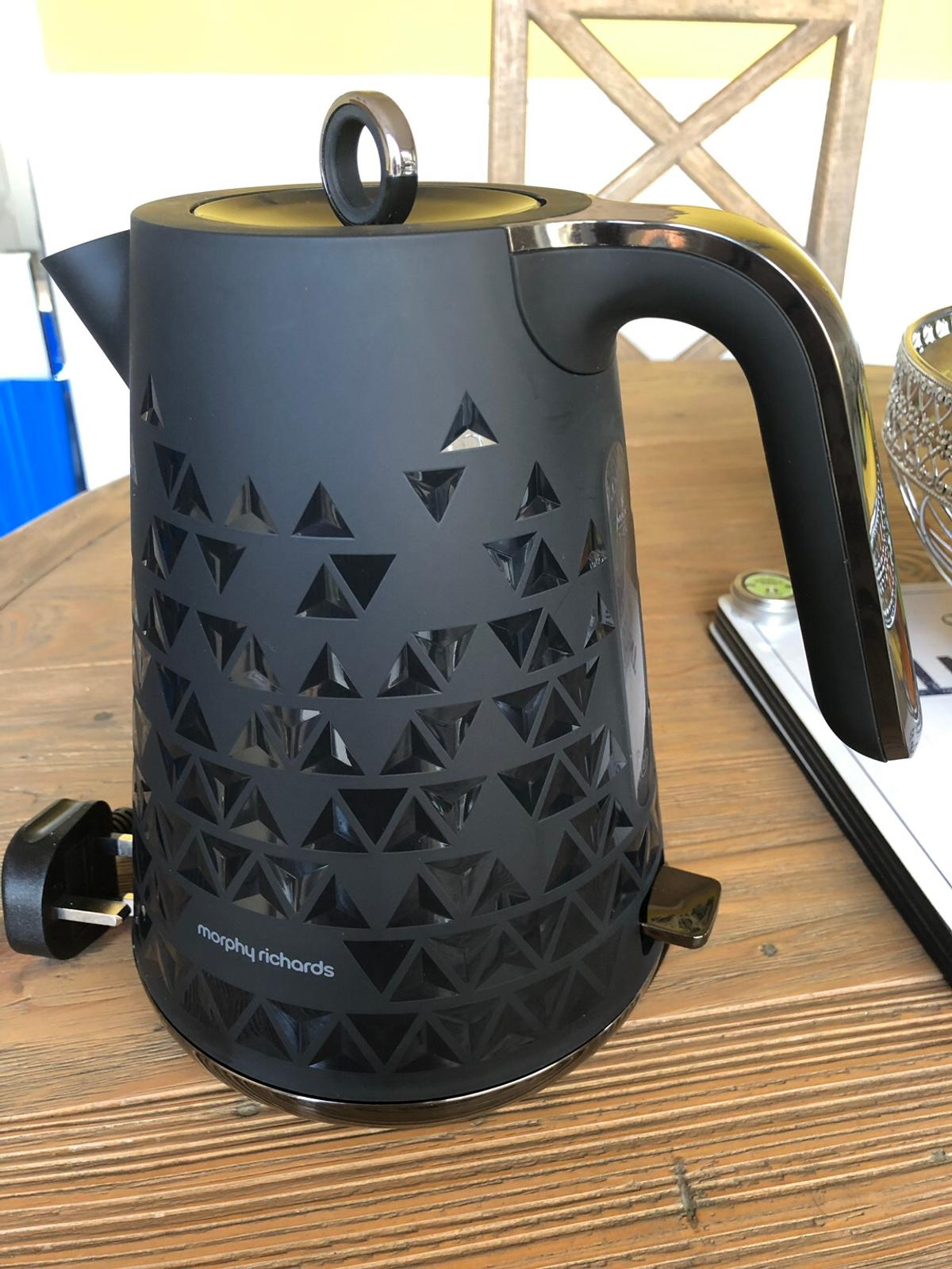 Morphy Richards Prism Kettle and