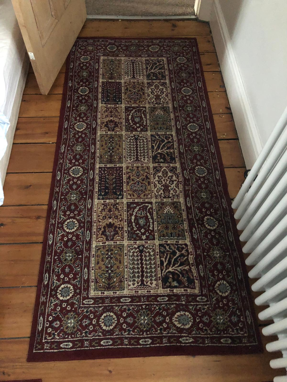 2 x IKEA VALBY RUTA RUGS/RUNNERS in SK7