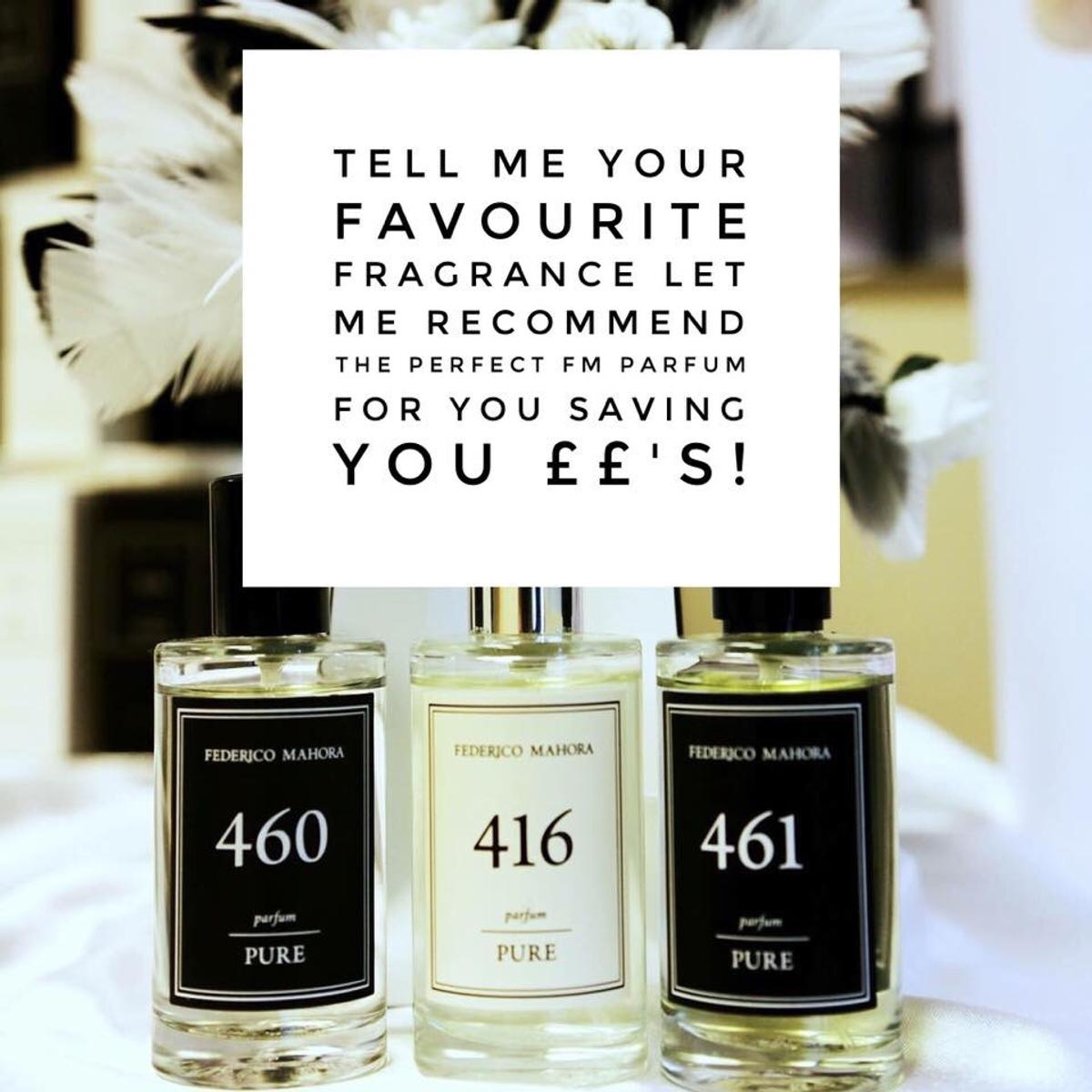 Federico Mahora Fragrances In De56 Valley For 1450 For Sale Shpock