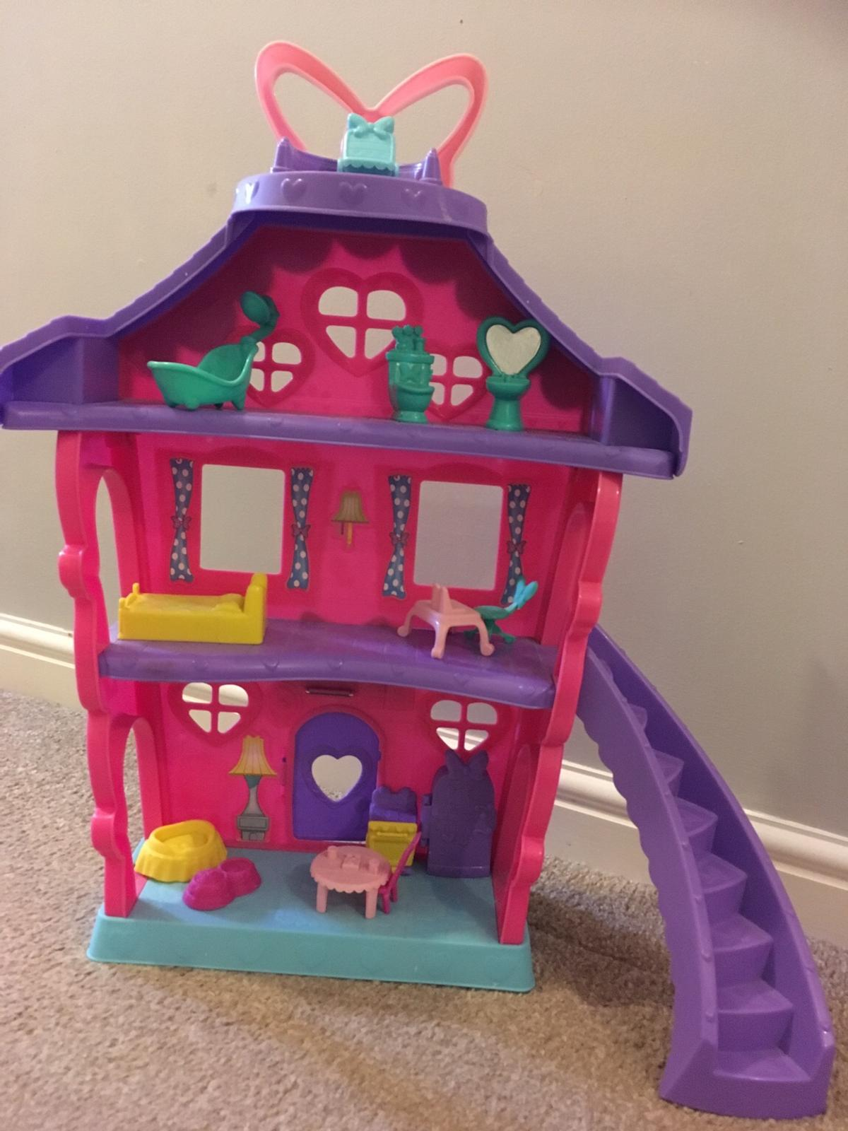 Minnie Mouse Playhouse In Np11 Maen For 5 00 For Sale Shpock