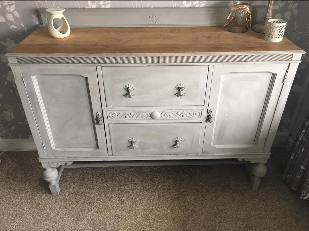 best sneakers 74d36 ad594 Shabby Chic sideboard