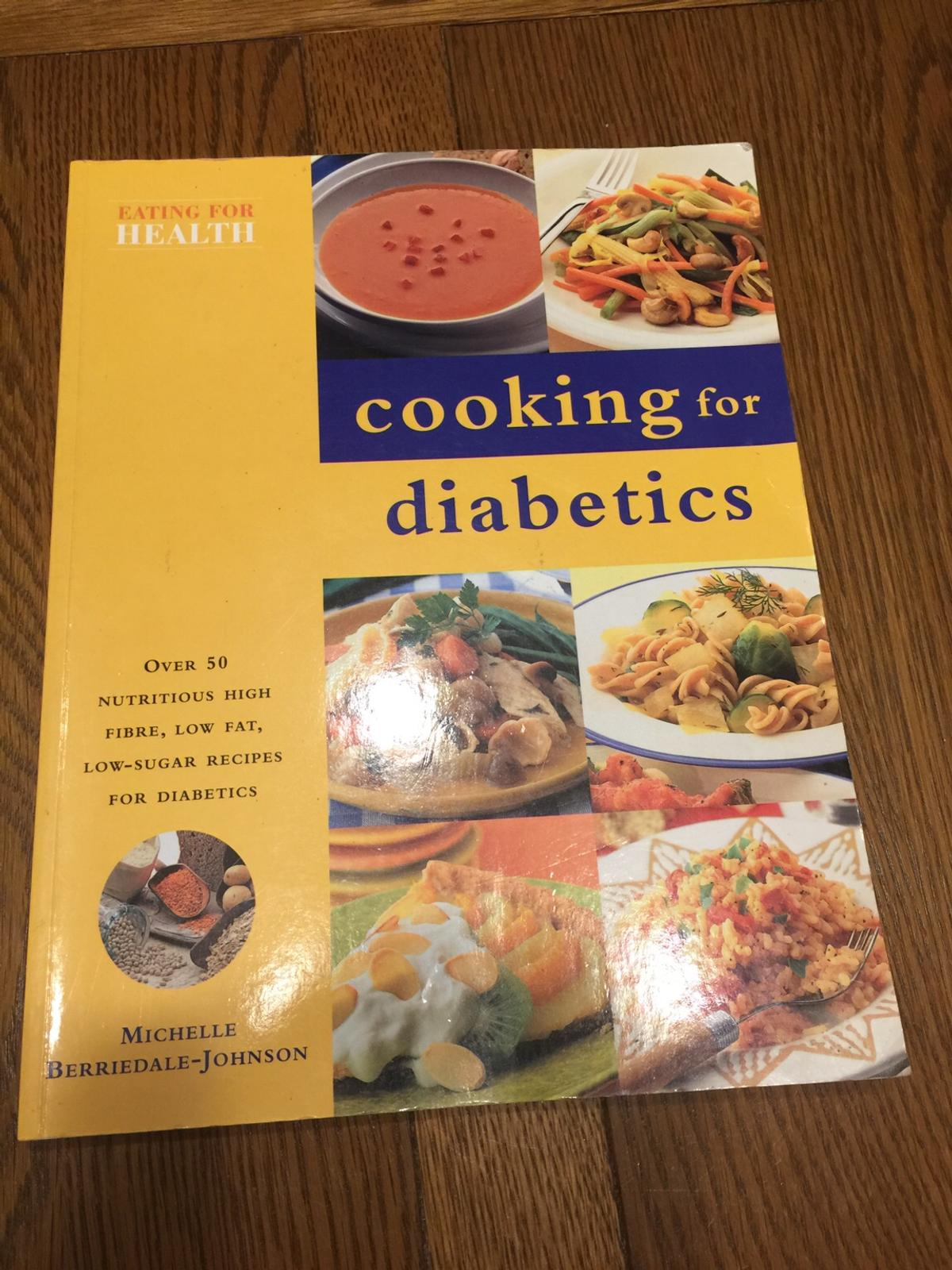1 Cooking For Diabetics Cook Book
