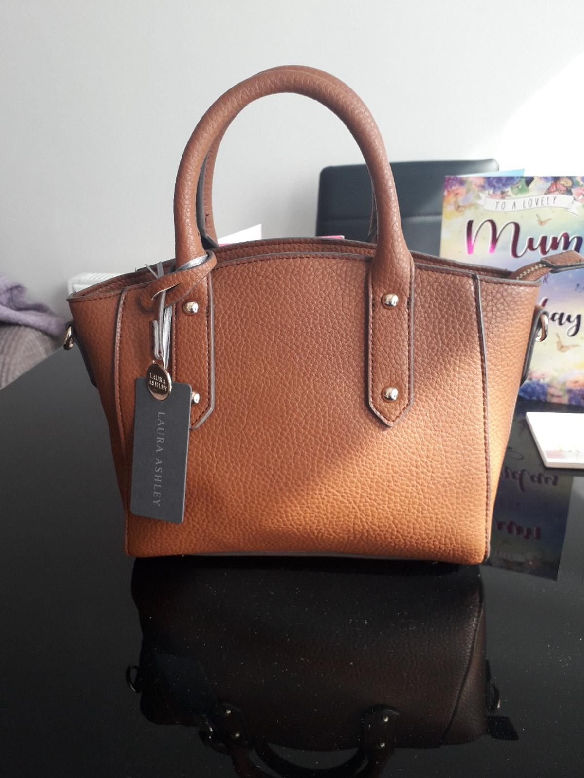 Laura Ashley bag brand new with tags on