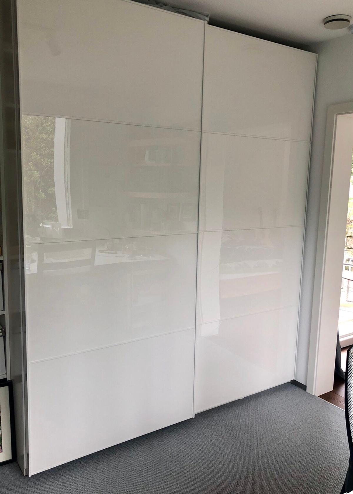 Ikea Pax Schrank Mit Schiebeturen In 72793 Pfullingen For 370 00