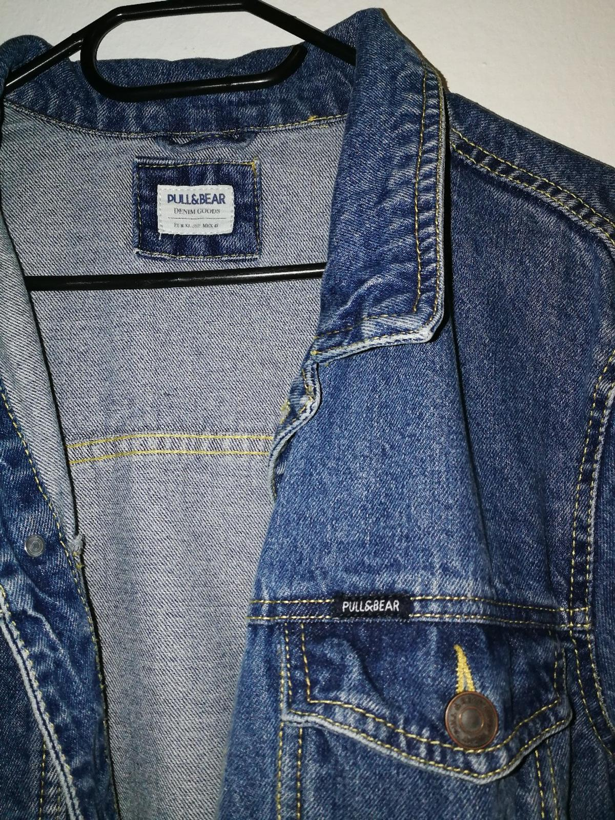 info for 240c3 8d656 Jeans jacke Pull and Bear