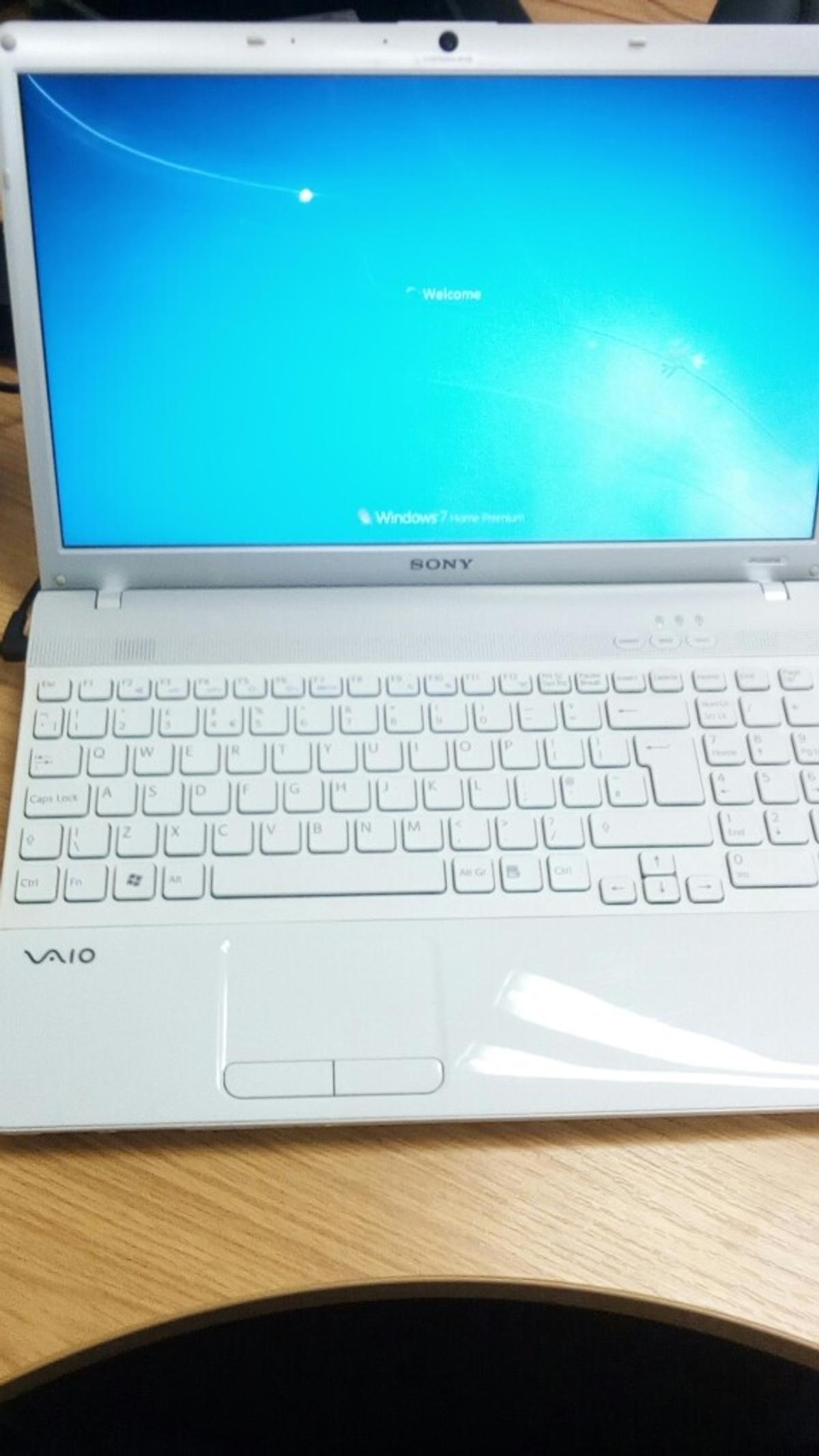sony vaio laptop hard reset