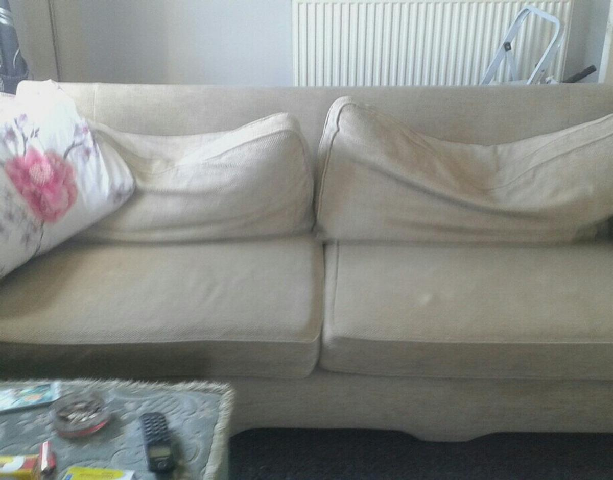Three Seater Sofa In Ls13 Leeds For 50