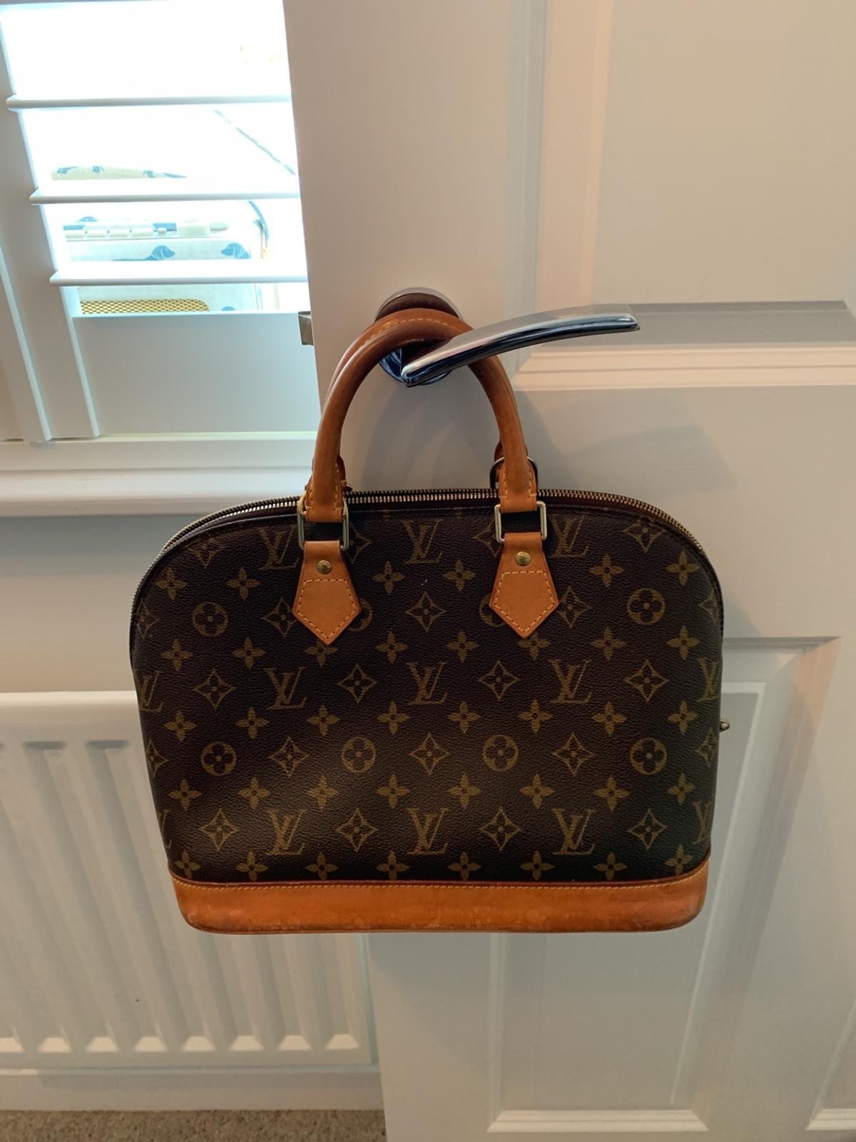 e68e20c76ba Louis Vuitton Monogram Alma bag in HP2 Dacorum for £300.00 for sale ...
