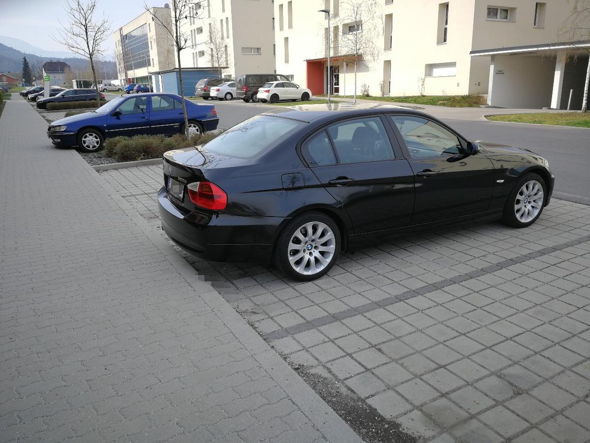 Bmw 320 D 163 Ps E 90 Bj 2006 In 9020 Klagenfurt For 480000 For