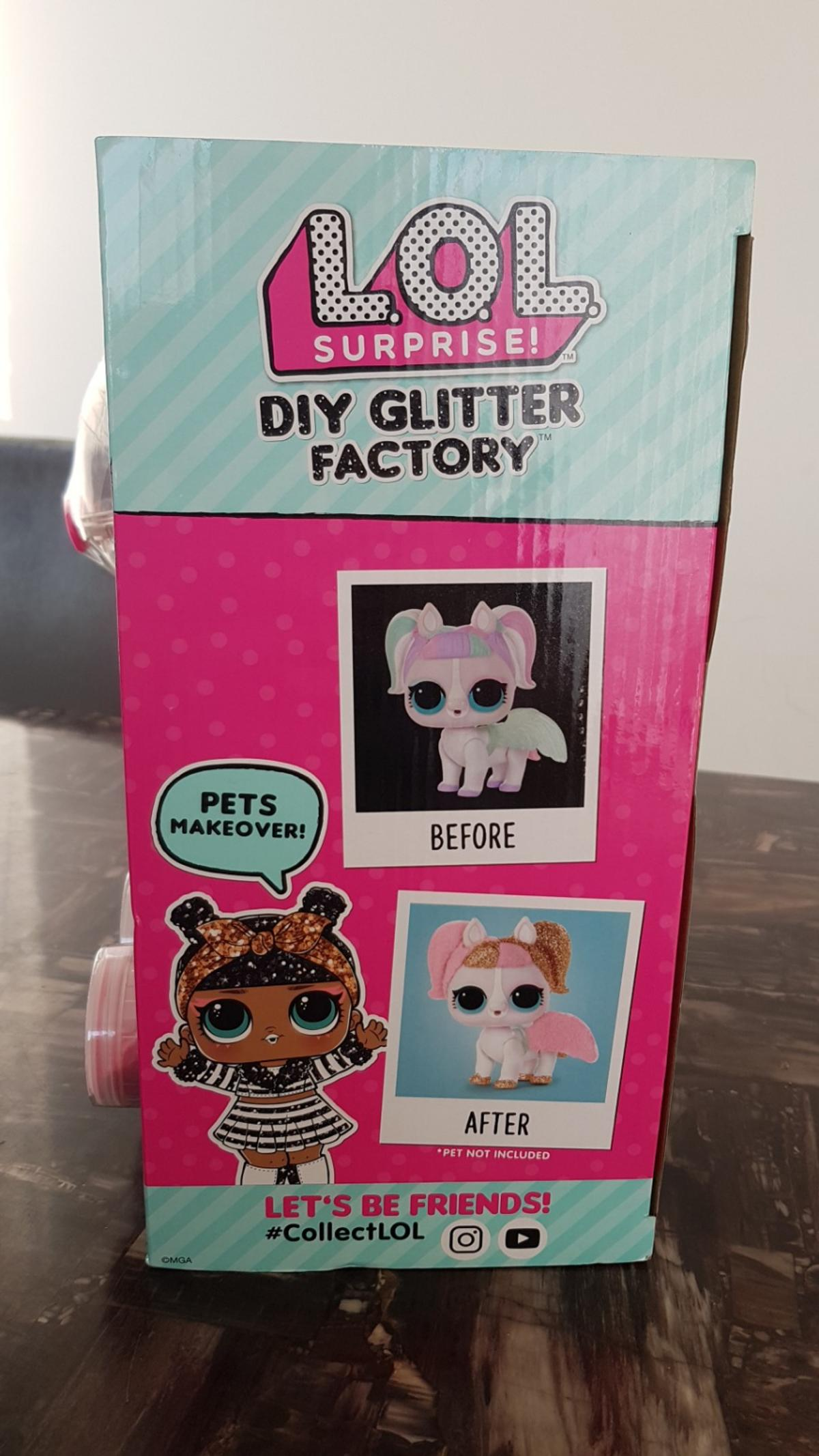 Lol Surprise Diy Glitter Factory In Nw9 Londonas For 3000 For Sale