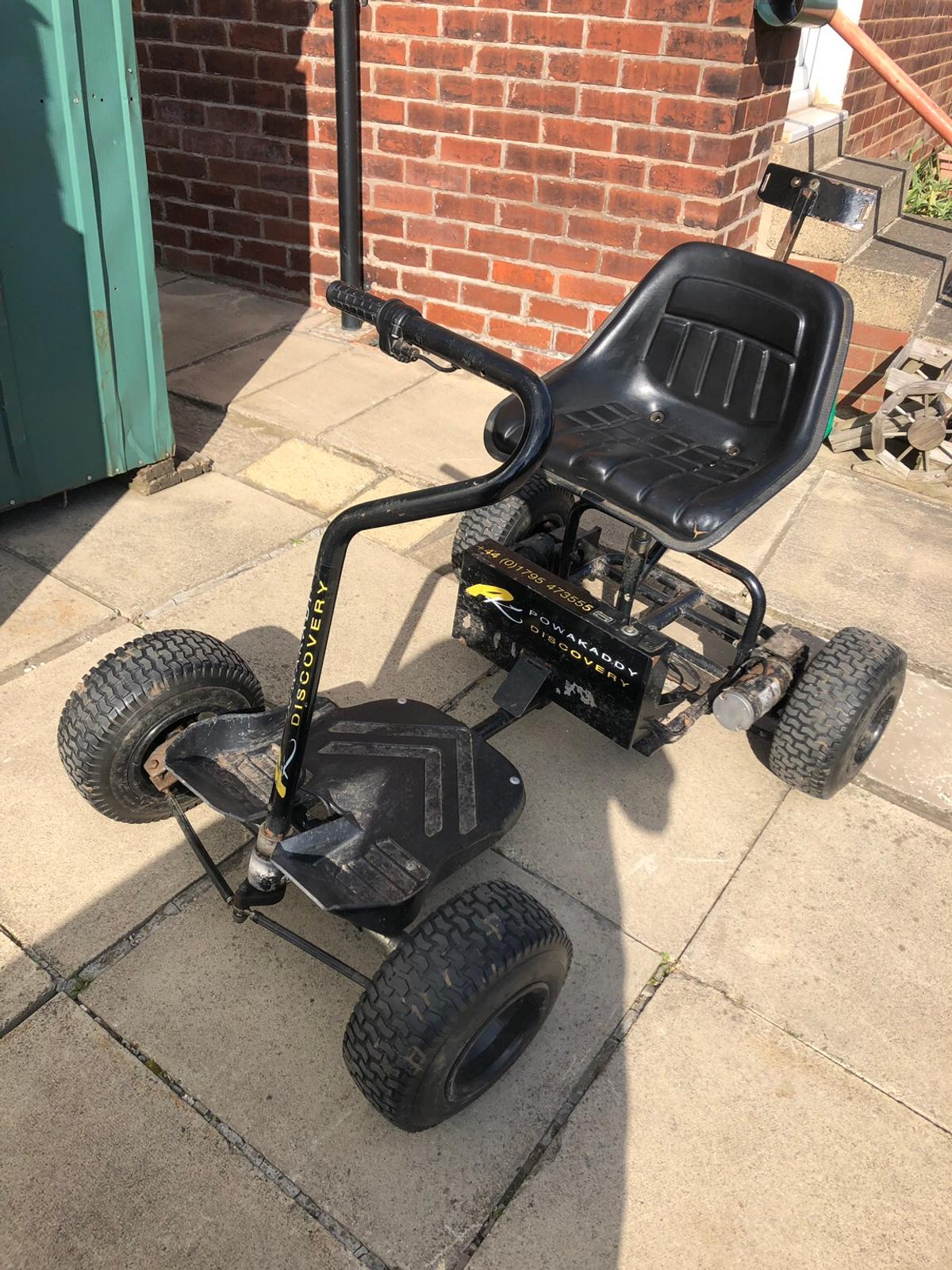 Golf buggy mobility scooter in WF3 Wakefield for £100 00 for
