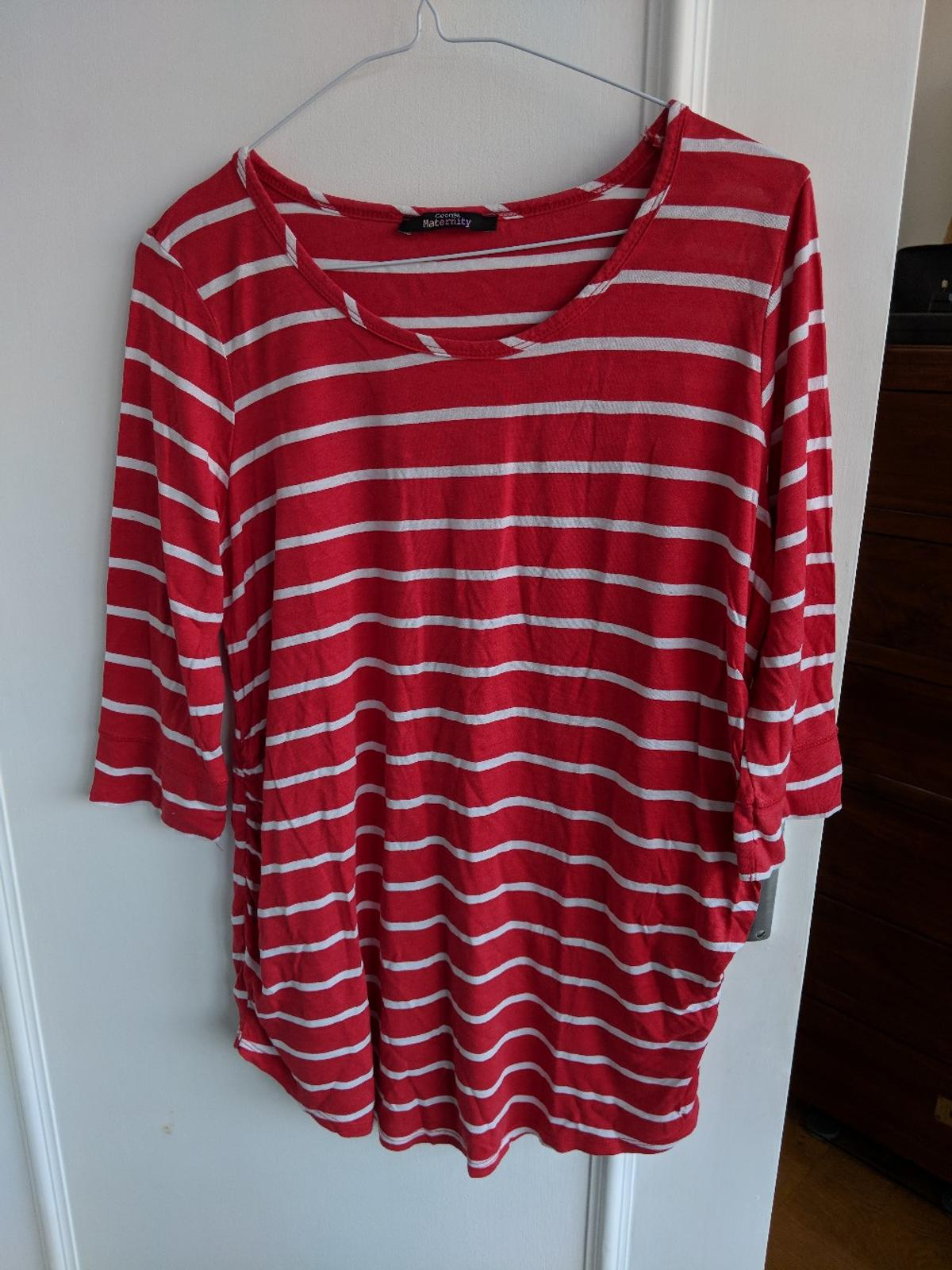 50d7e686e64ad1 3 George at Asda maternity tops in size 10 in NW5 London for £10.00 ...