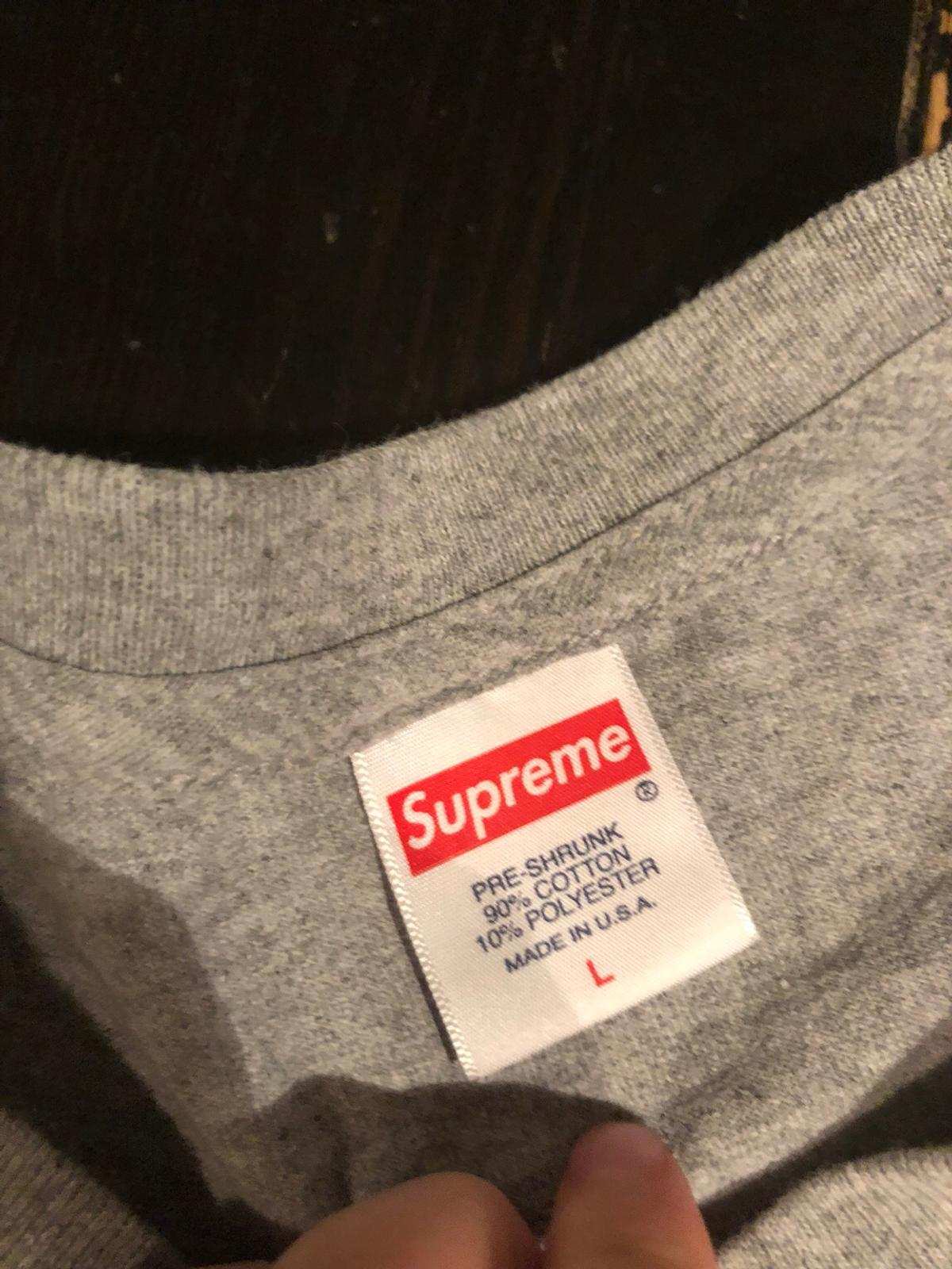d9d15847 Madonna x supreme tee in 25270 for SEK 800.00 for sale - Shpock