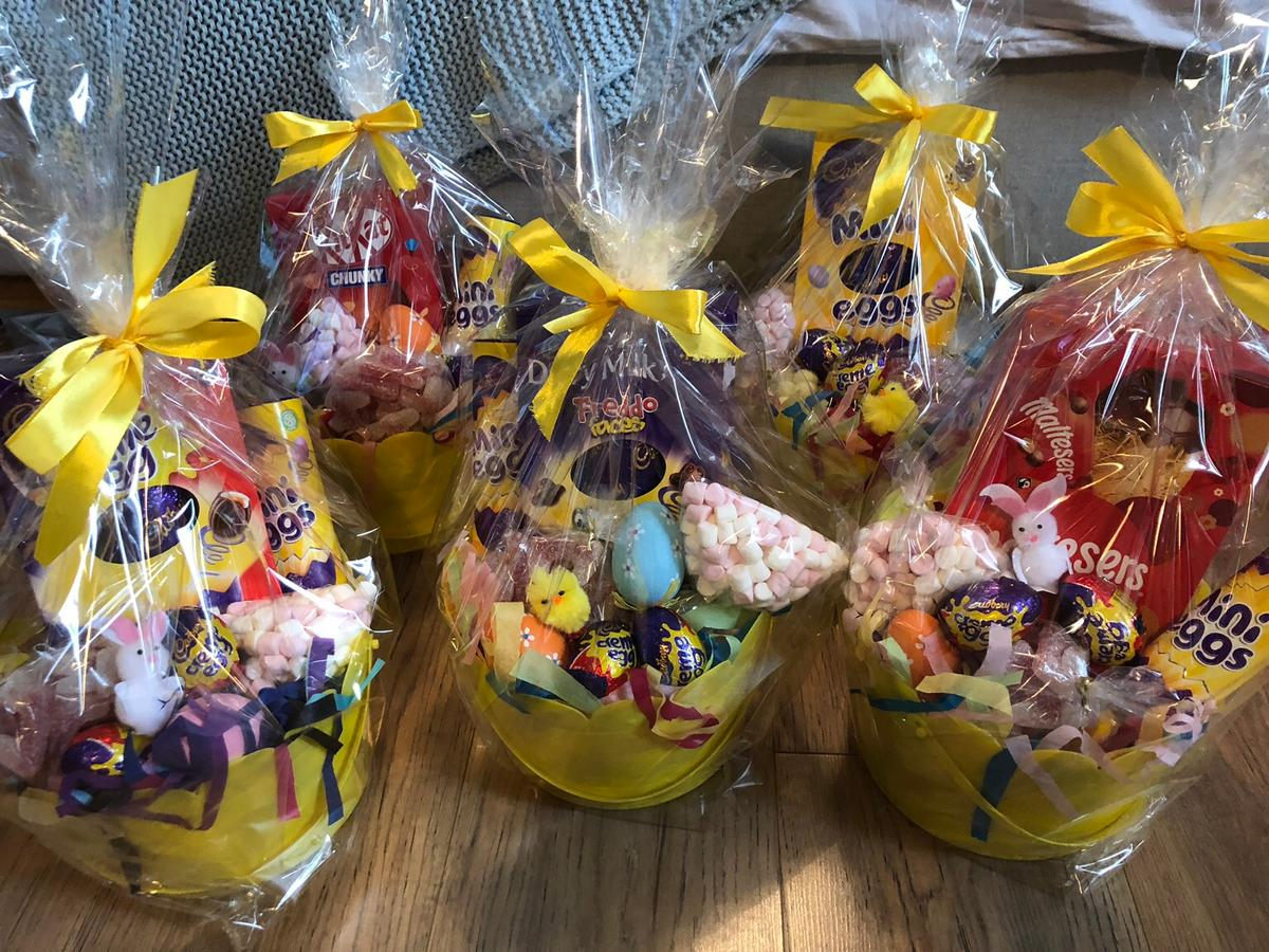 Easter Baskets 10 Each Or 2 For 18 In Rm20 Thurrock For 10 00 For Sale Shpock