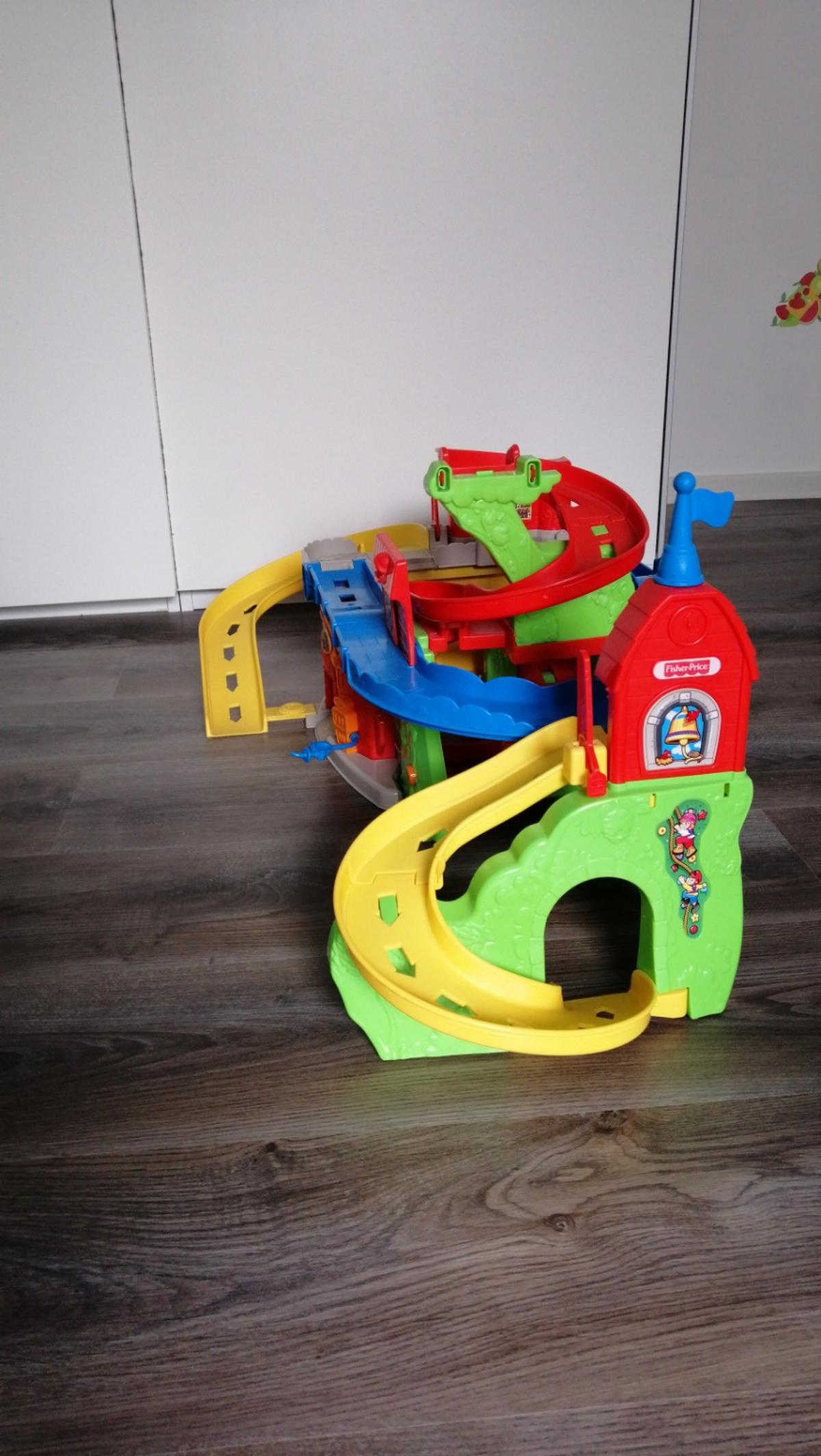 fisher price autobahn