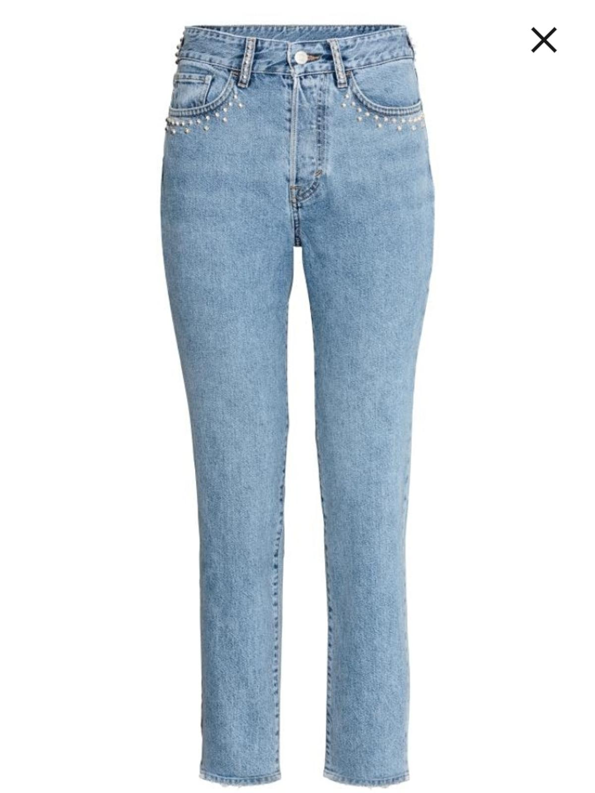 c616607abc jeans mom fit h&m