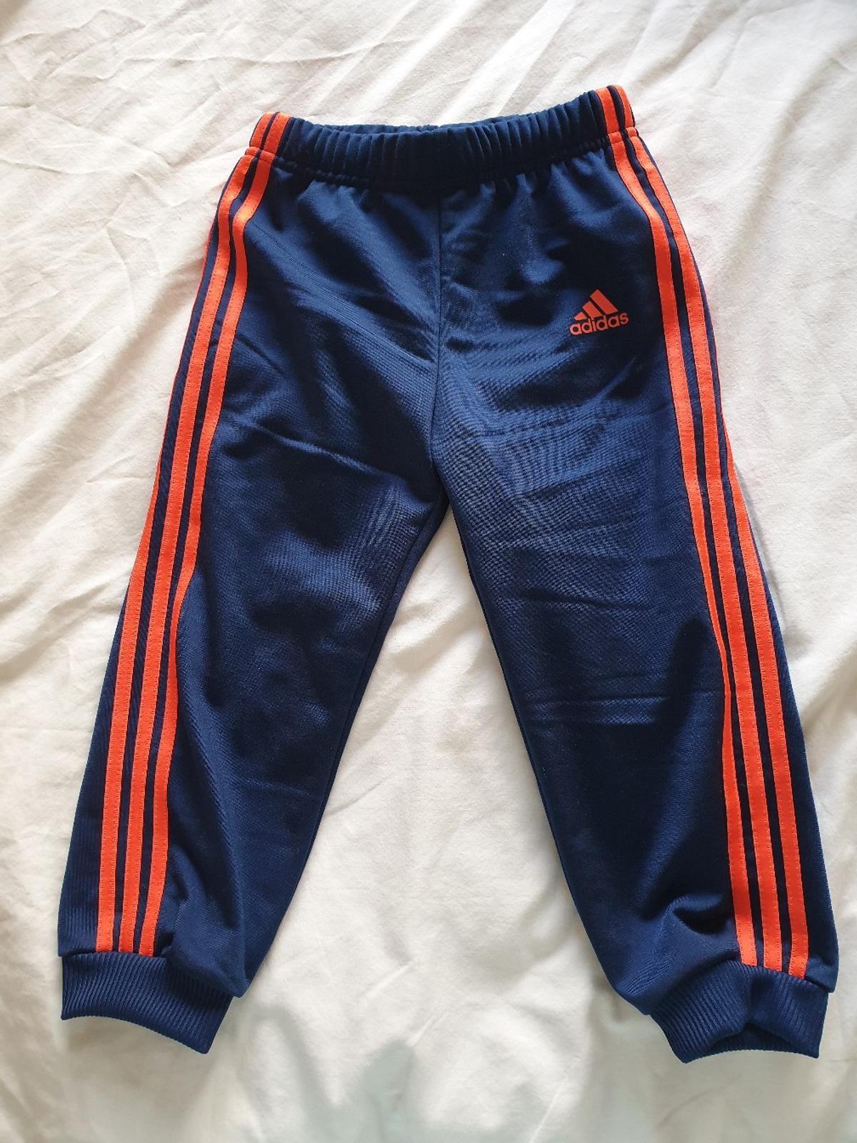 yet not vulgar no sale tax lower price with Boys Adidas Tracksuit bottoms 18-24 months