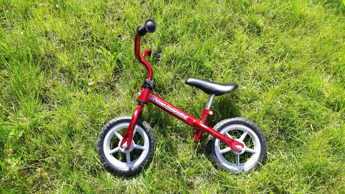 190ddd2d398 Chico red bullet balance bike in M30 Salford for £10.00 for sale - Shpock