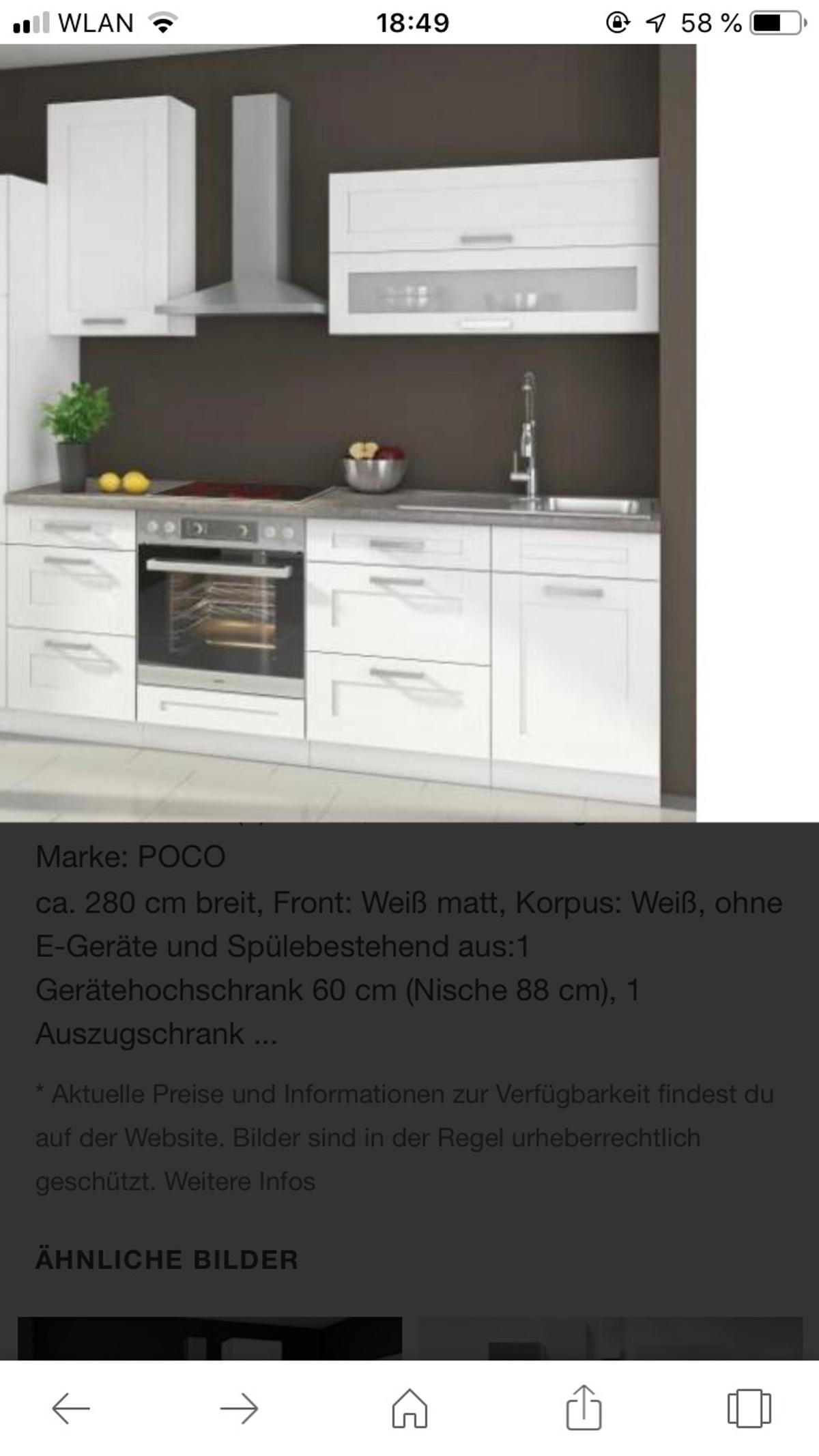 Kuche In 45964 Gladbeck For 400 00 For Sale Shpock
