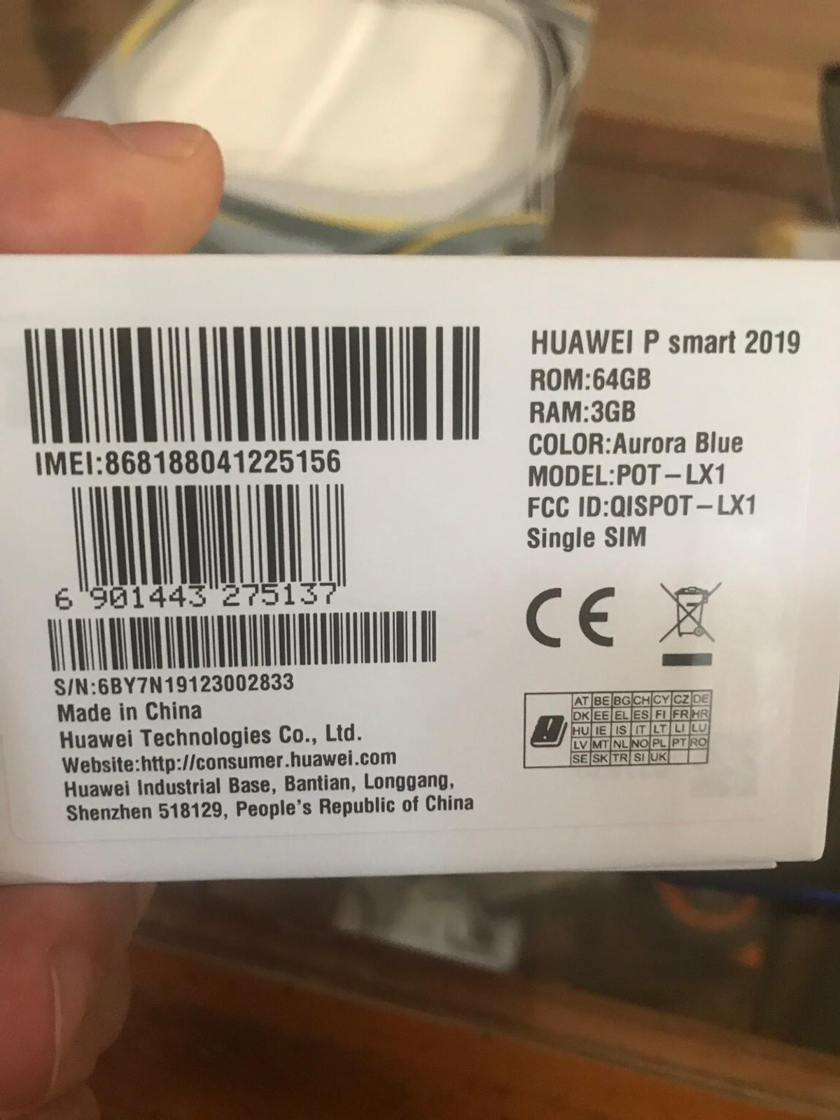Huawei p smart 2019 in HA3 London for £145 00 for sale - Shpock