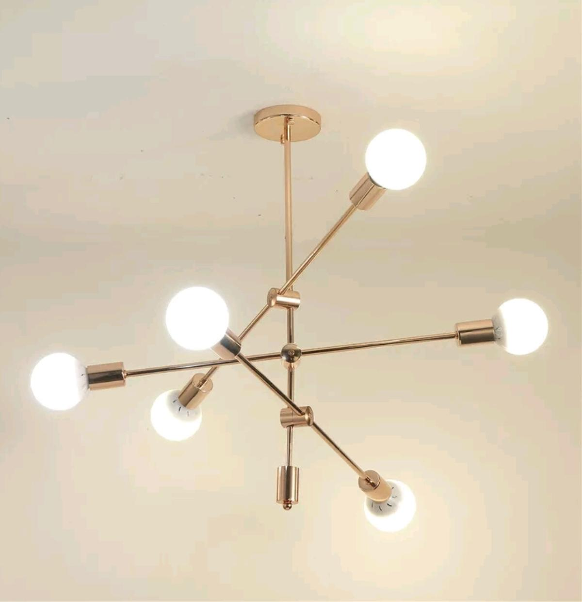 contemporary ceiling light in Broyle Side for £200.00 for