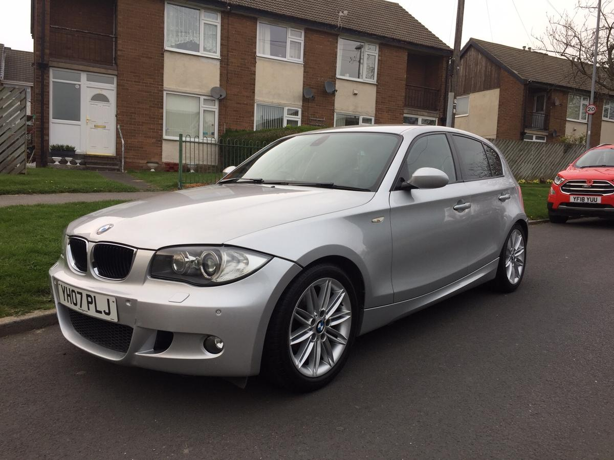 Bmw 116i m sport, March 2007 in LS10 Leeds for £2,795 00 for sale
