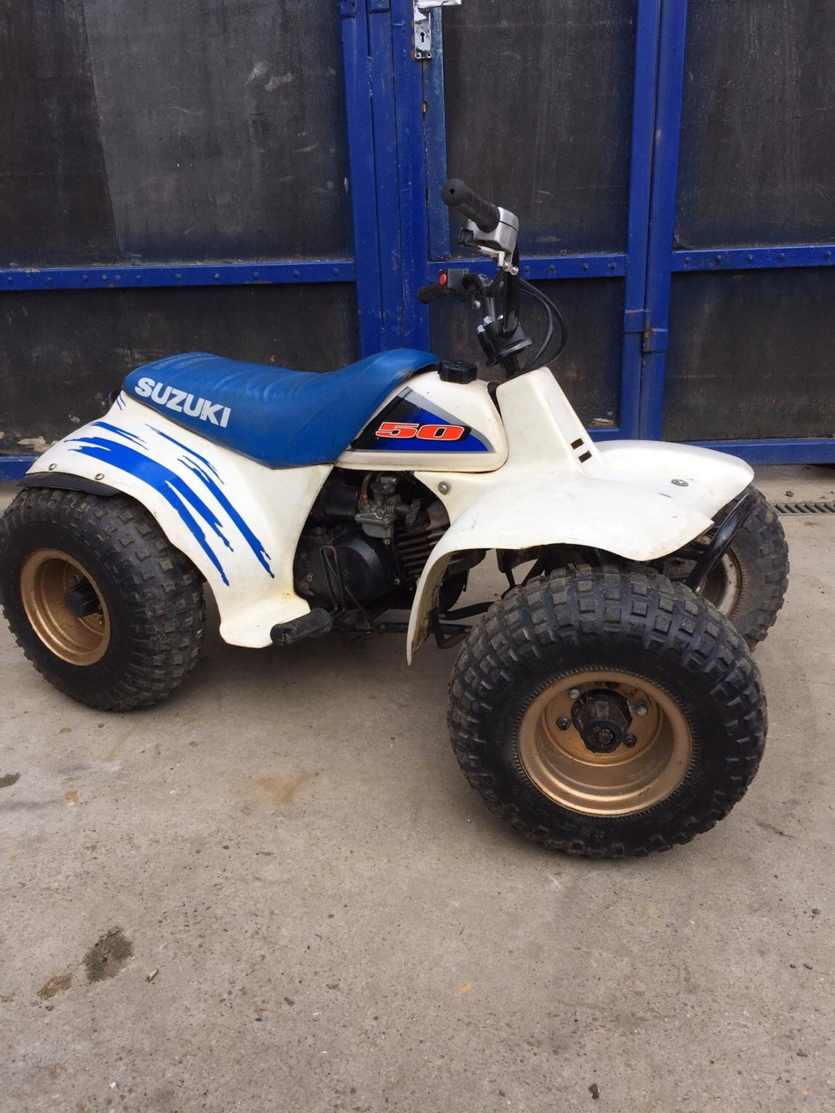 Genuine Suzuki lt50 1991 in Doncaster for £700 00 for sale