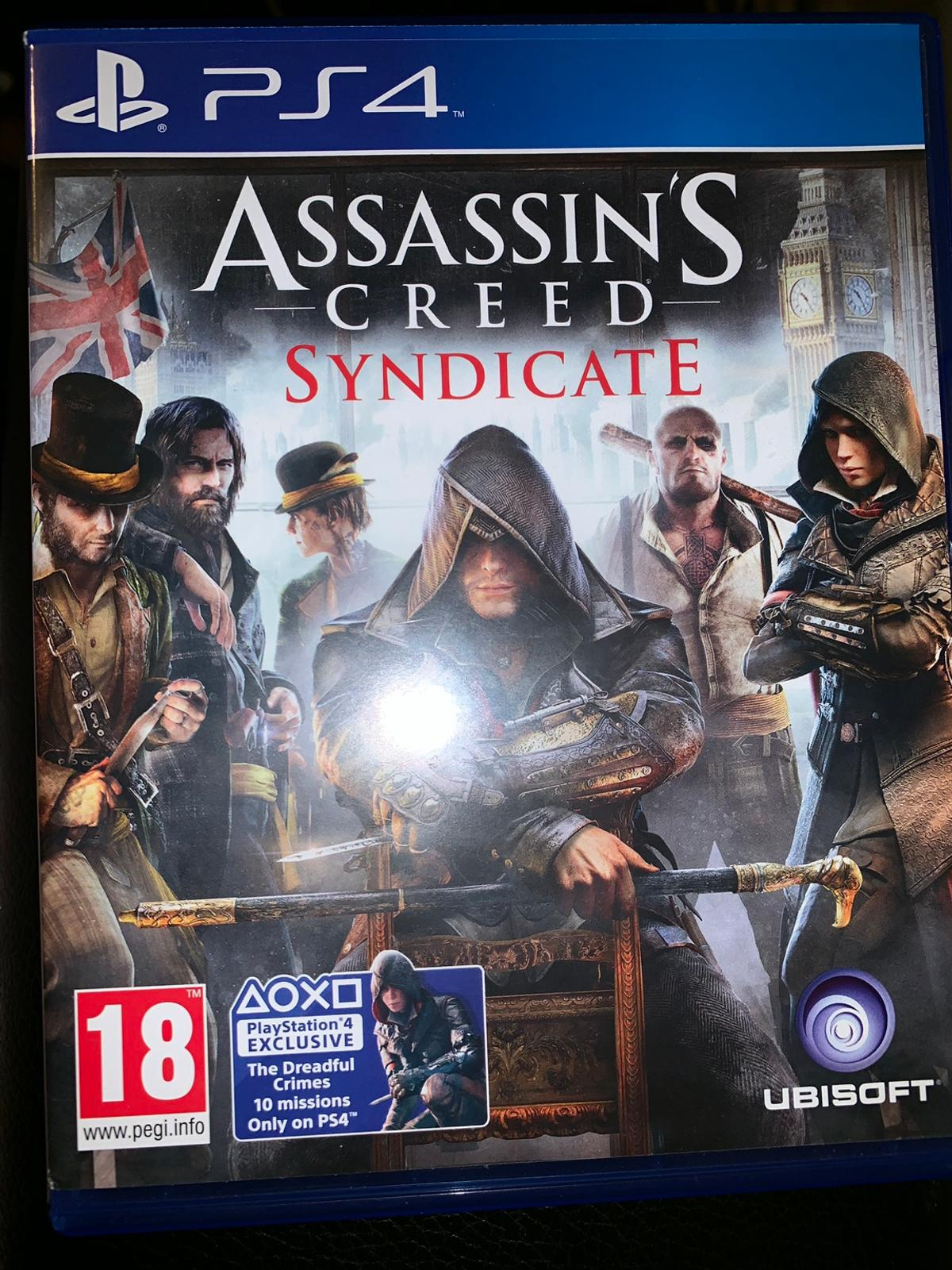 Assassins Creed Syndicate Ps4 In London For 12 00 For Sale Shpock