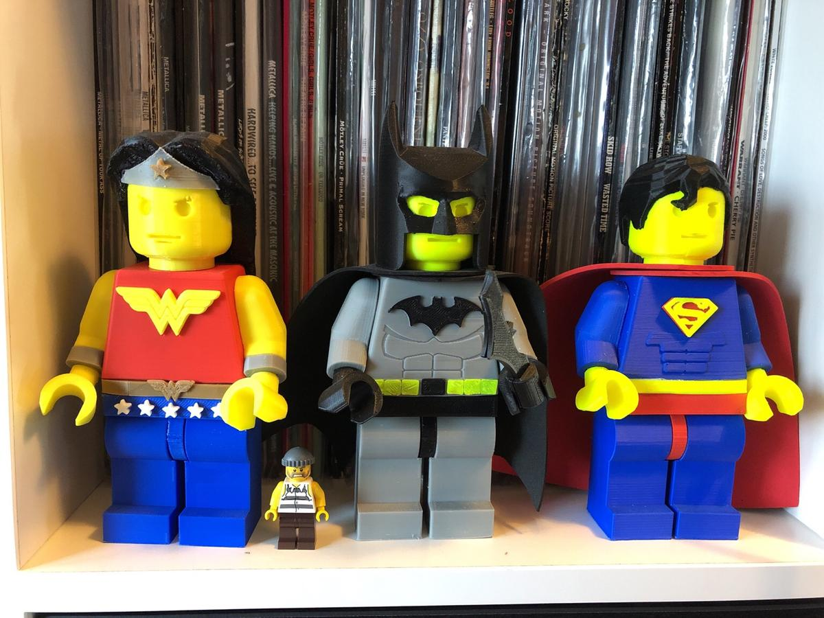 Giant lego minifigures in WS10 Walsall for £20 00 for sale - Shpock