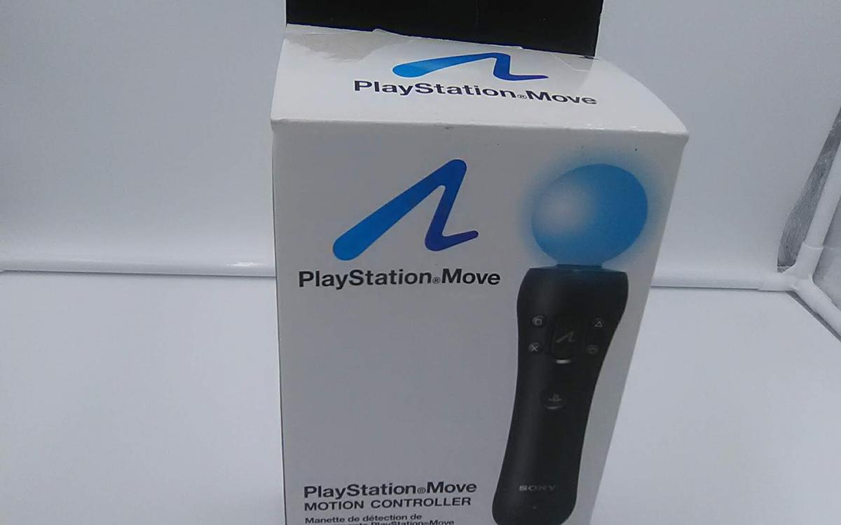 Playstation Move Motion Controller PS3,PS4 in WF6 Wakefield