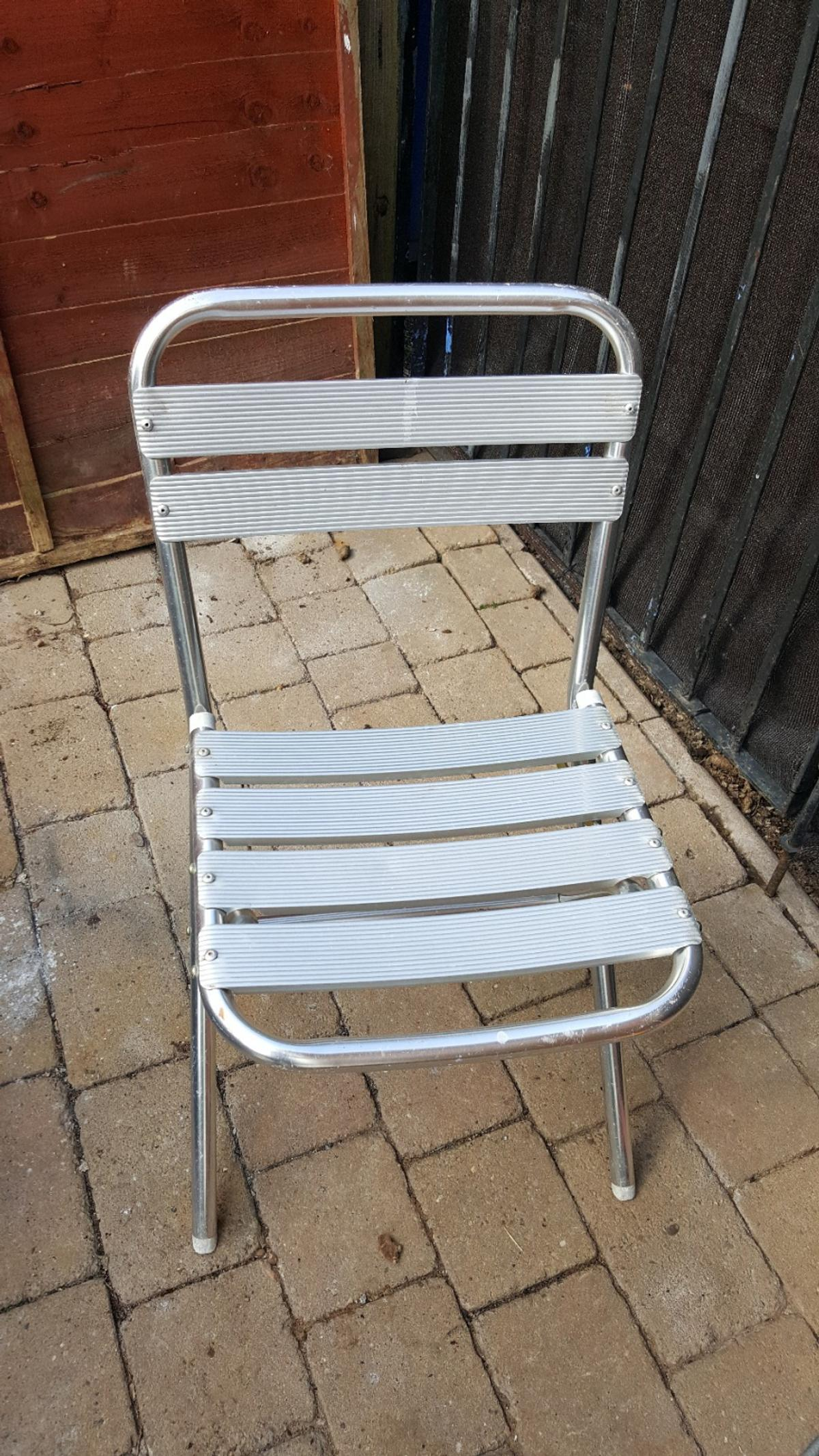 Fine Silver Fold Up Garden Chairs Ncnpc Chair Design For Home Ncnpcorg