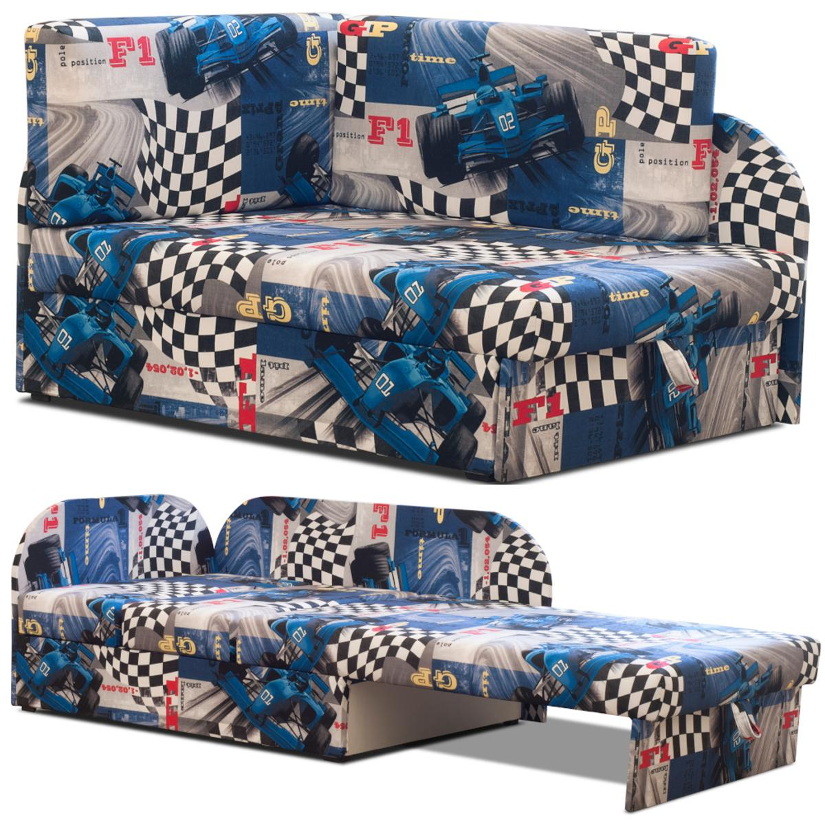 Picture of: Kids Sofa Bed Formula 1 With Storage In Bd1 Bradford For 125 00 For Sale Shpock