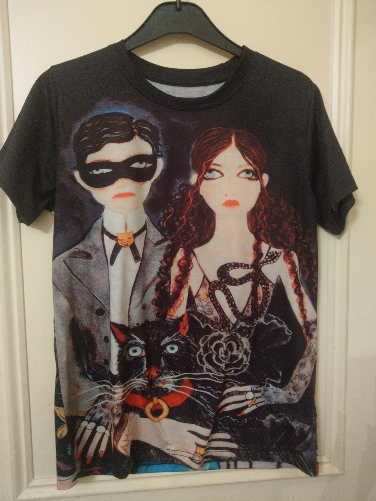 0a9c7110473 Ladies Graphic Print T Shirt Gucci in N19 London for £20.00 for sale ...