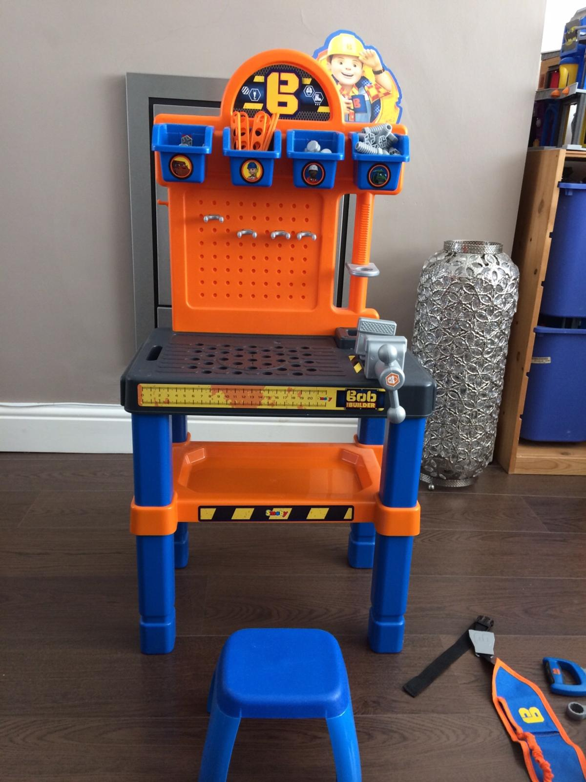 Incredible Bob The Builder Work Bench Tools Stool In L12 Liverpool For Gmtry Best Dining Table And Chair Ideas Images Gmtryco