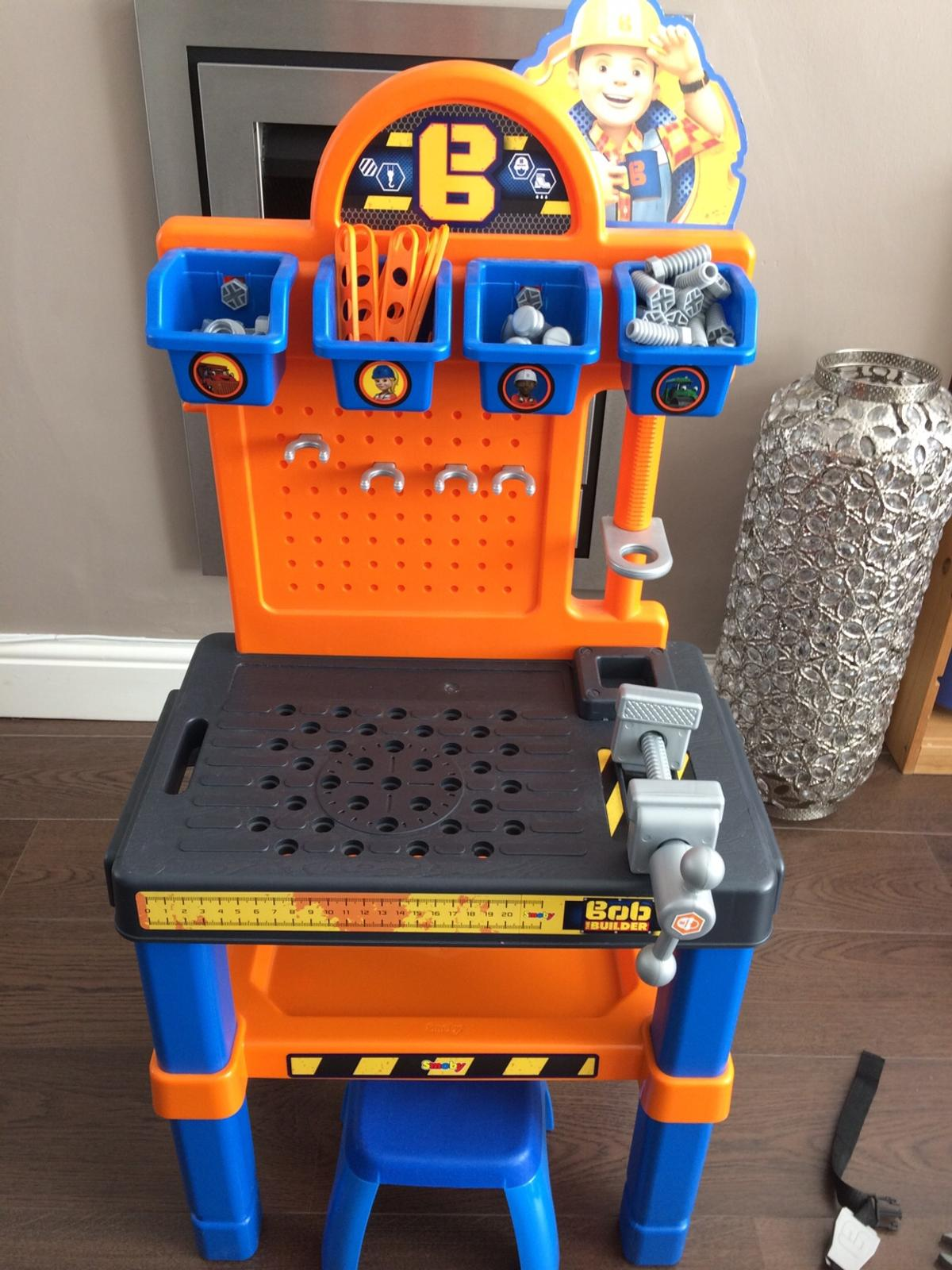 Excellent Bob The Builder Work Bench Tools Stool In L12 Liverpool For Gmtry Best Dining Table And Chair Ideas Images Gmtryco