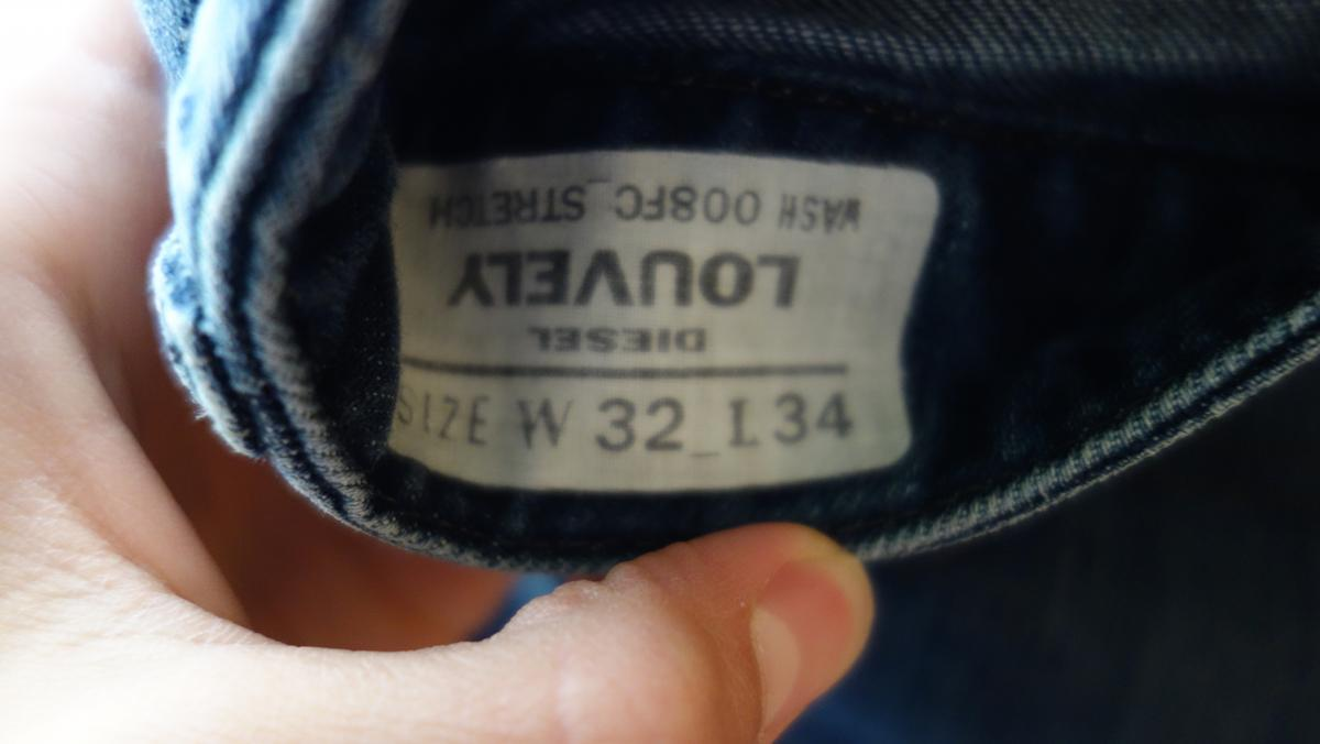 2c82a675 Diesel Louvely Jeans - Women Jeans in E3 London for £15.00 for sale ...