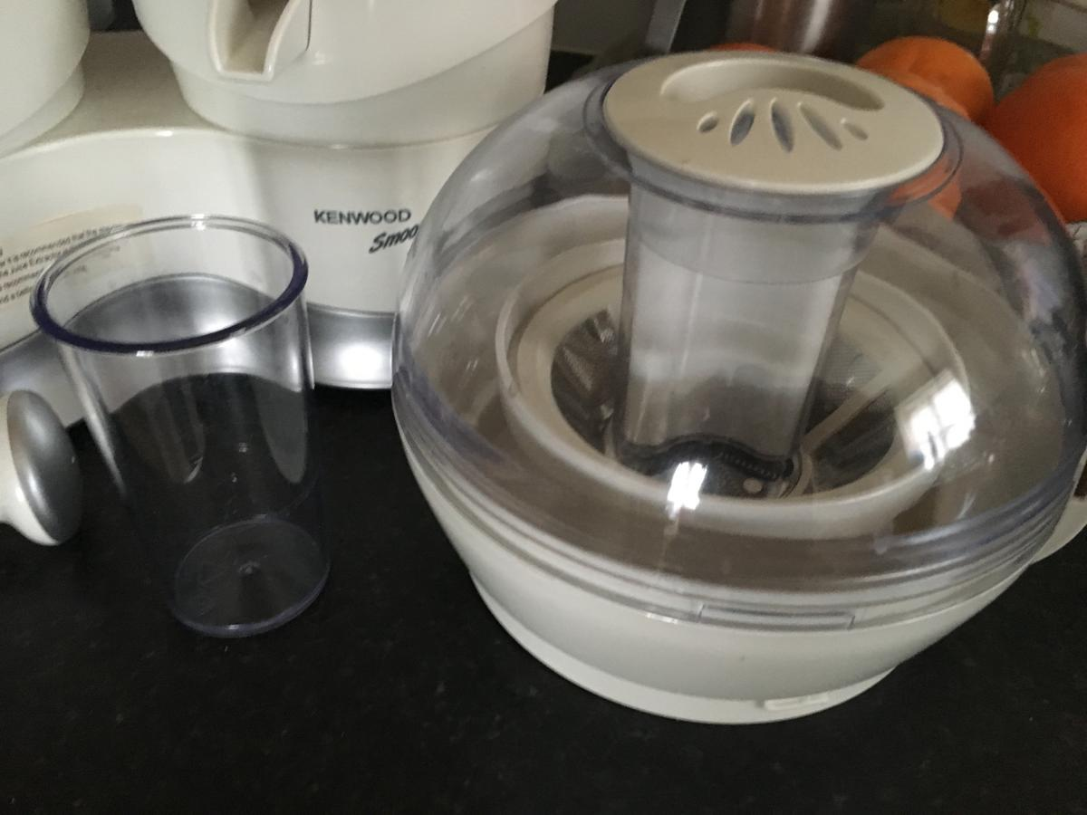 Kenwood JE770 Juicer + Another Kenwood Juicer in GU7