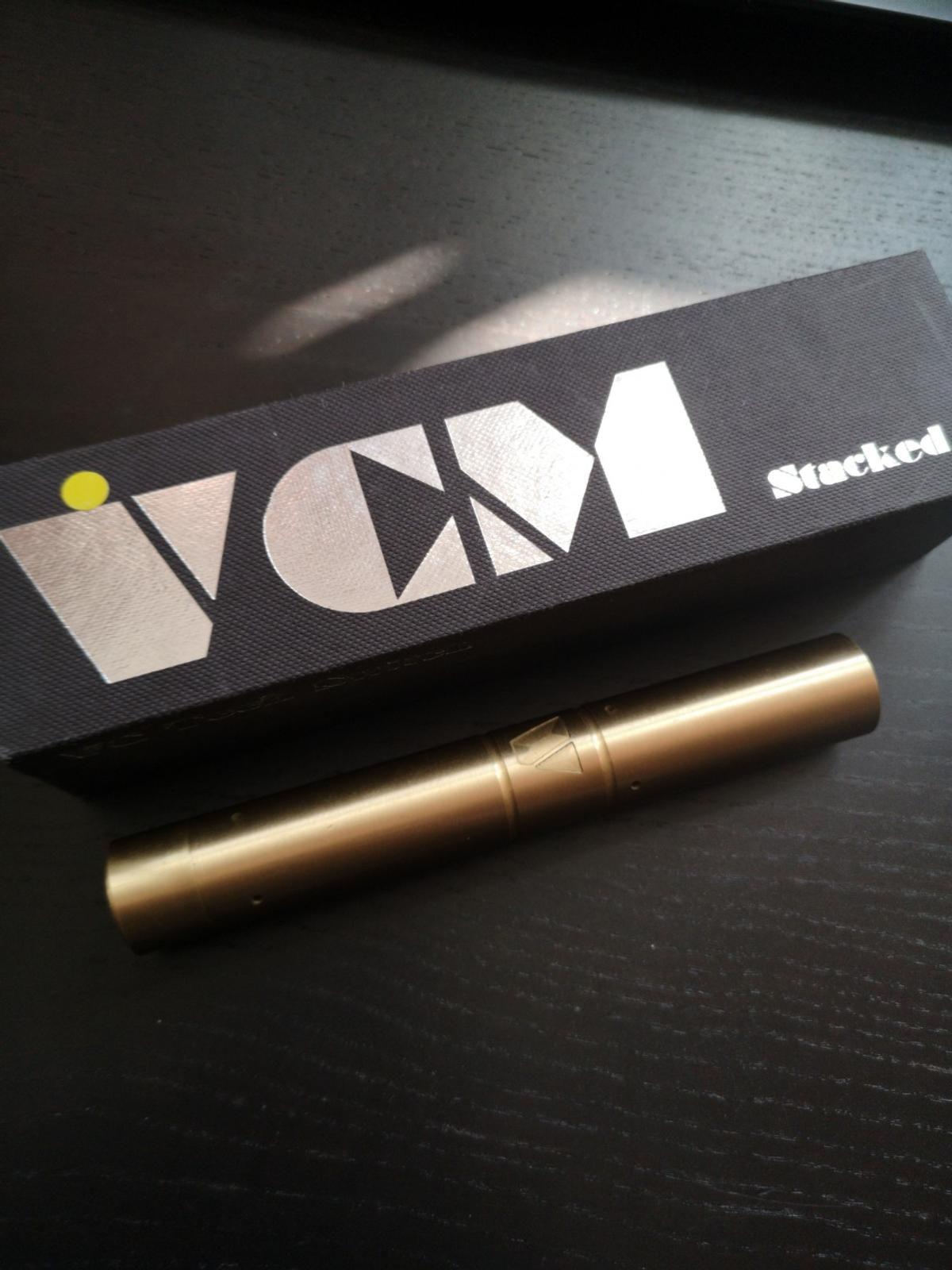 VCM Stacked Mechanical Mod