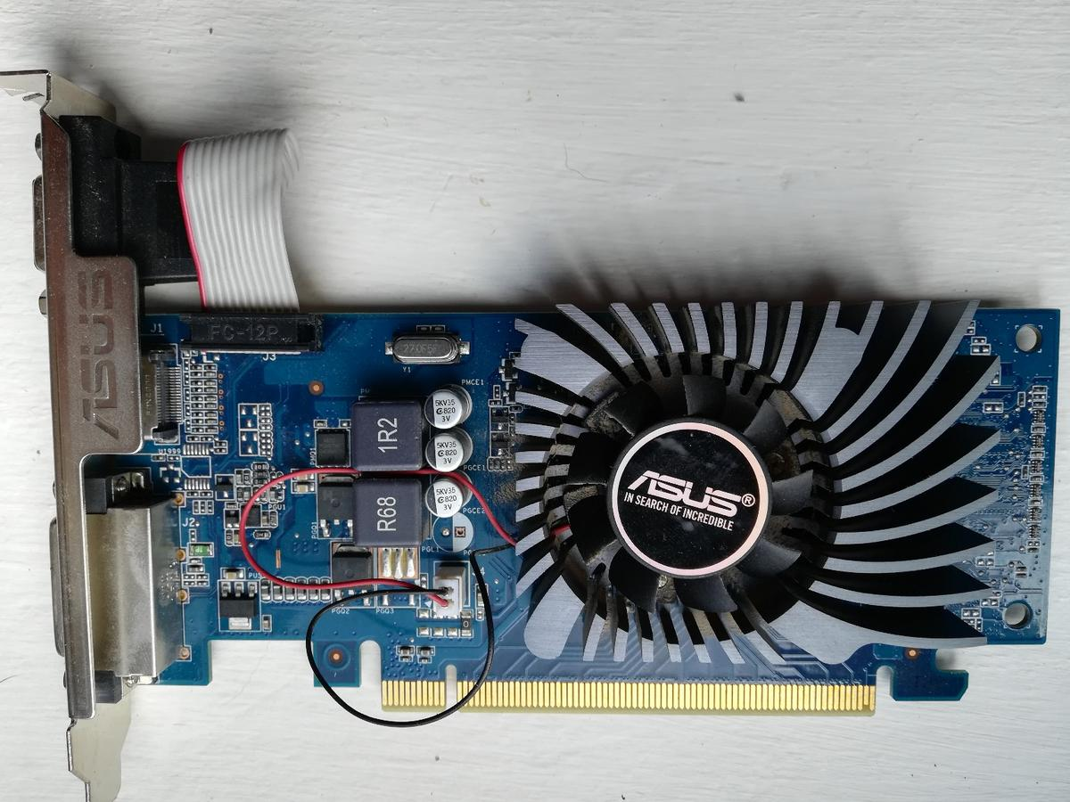 Asus 1GB graphics card with HDMI