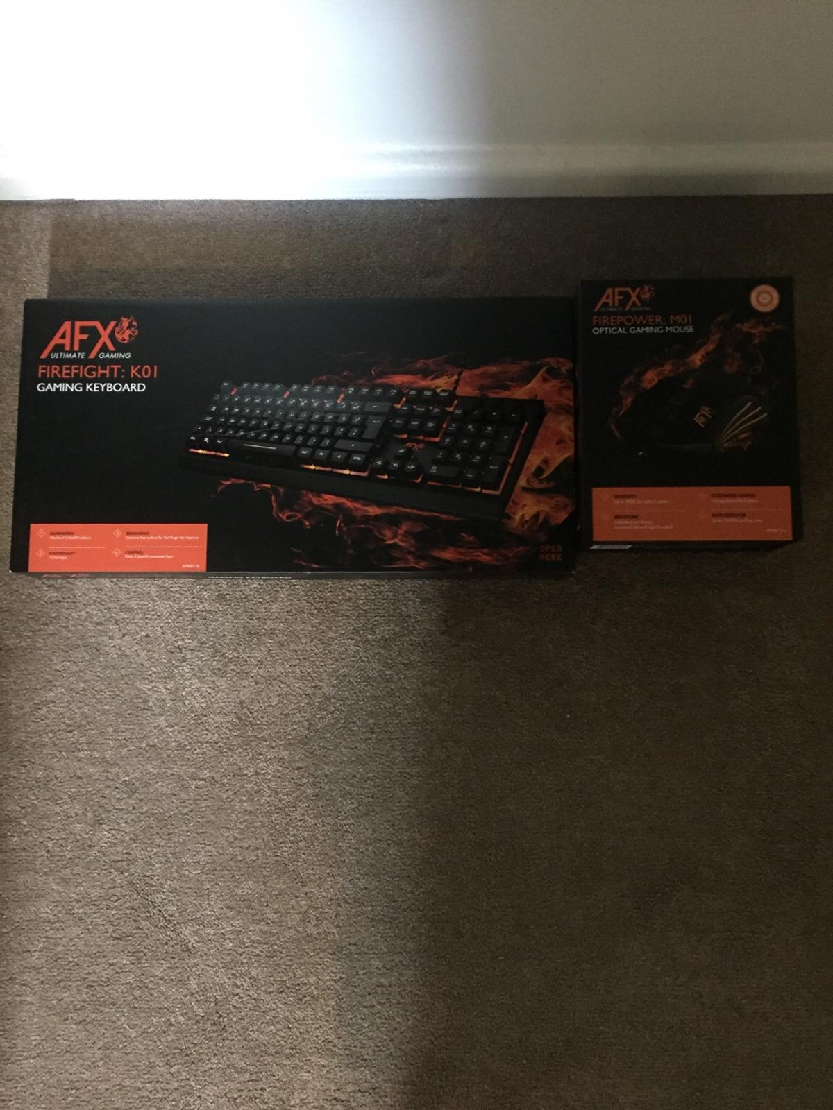 8cbaec21ecc Gaming Keyboard & Mouse in AL3 Albans for £55.00 for sale - Shpock