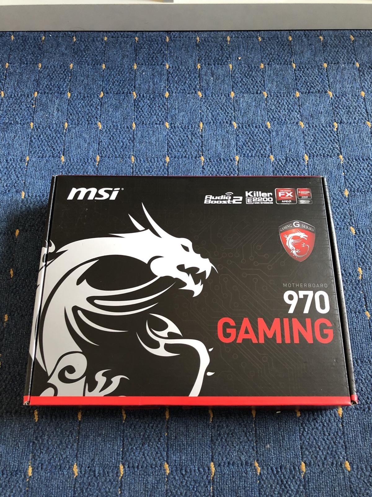 MSI 970 Gaming Motherboard in DE6 Dales for £65 00 for sale