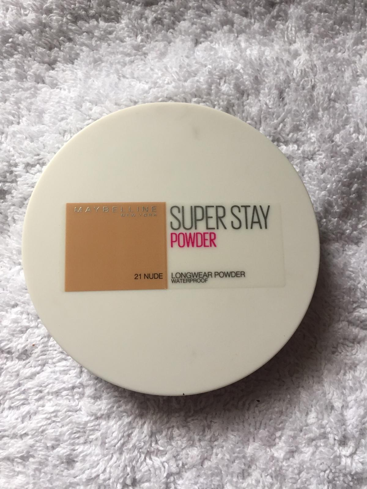 Maybelline Powder Foundation In Wv3 Wolverhampton For 4 00 For Sale Shpock