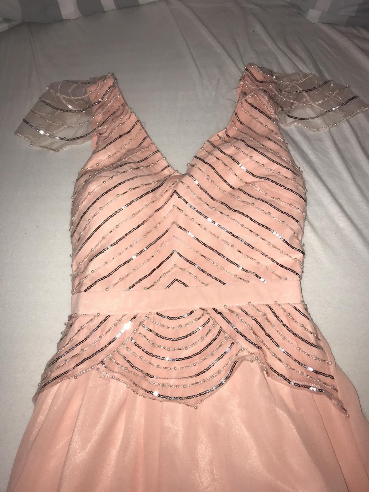 langes kleid rosa in 77833 ottersweier for €30.00 for sale