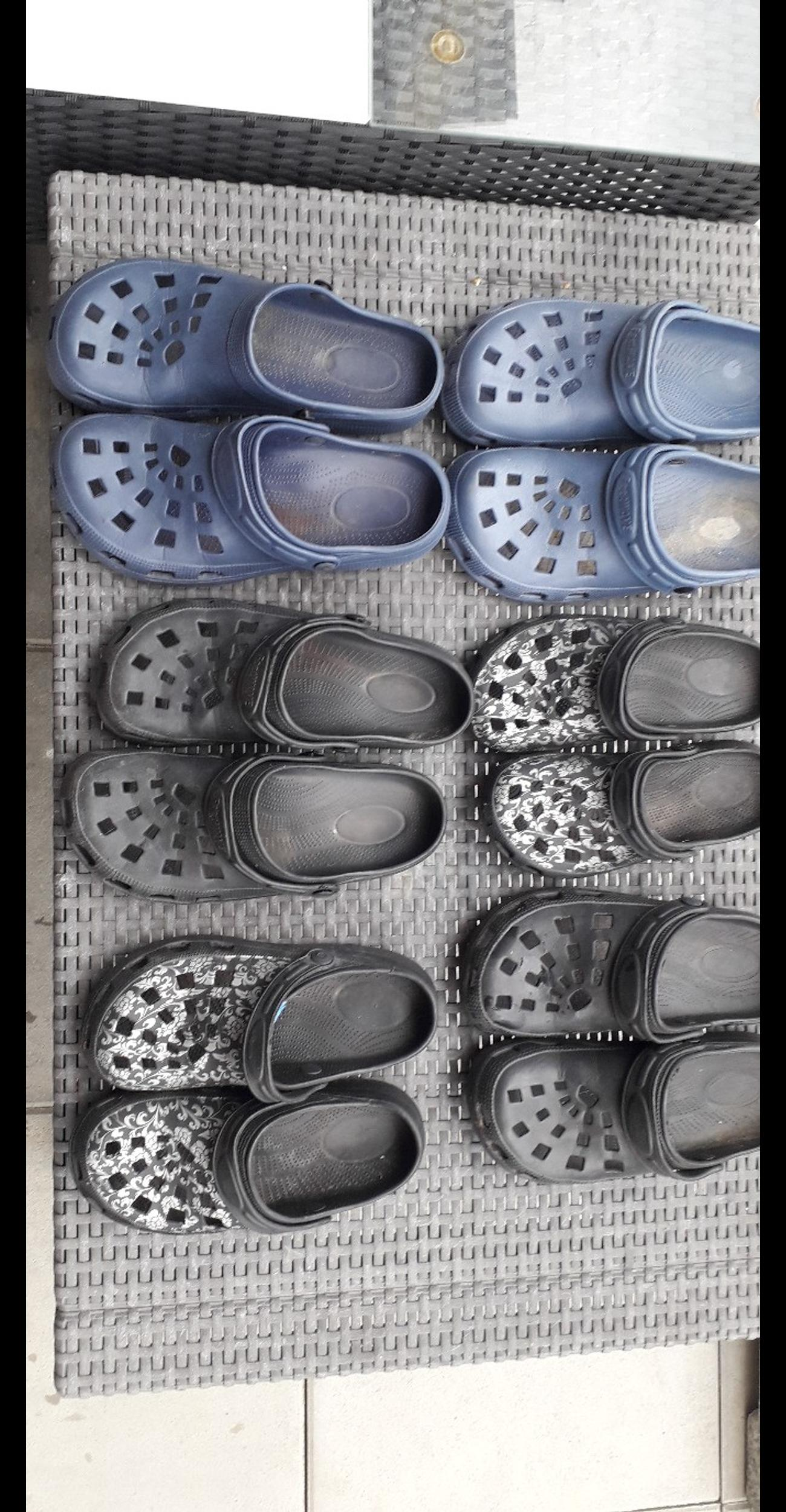 best website 748ed 07dd2 6 Paar Crocs von Feetwave