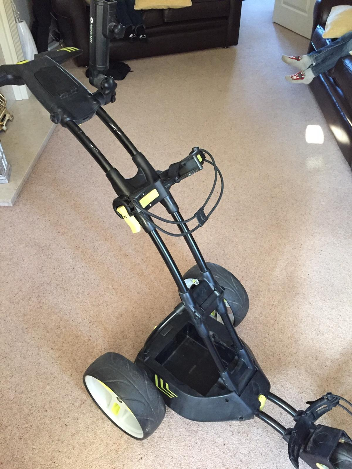 Motocaddy Golf Trolley in S66 Rotherham for £140 00 for sale - Shpock