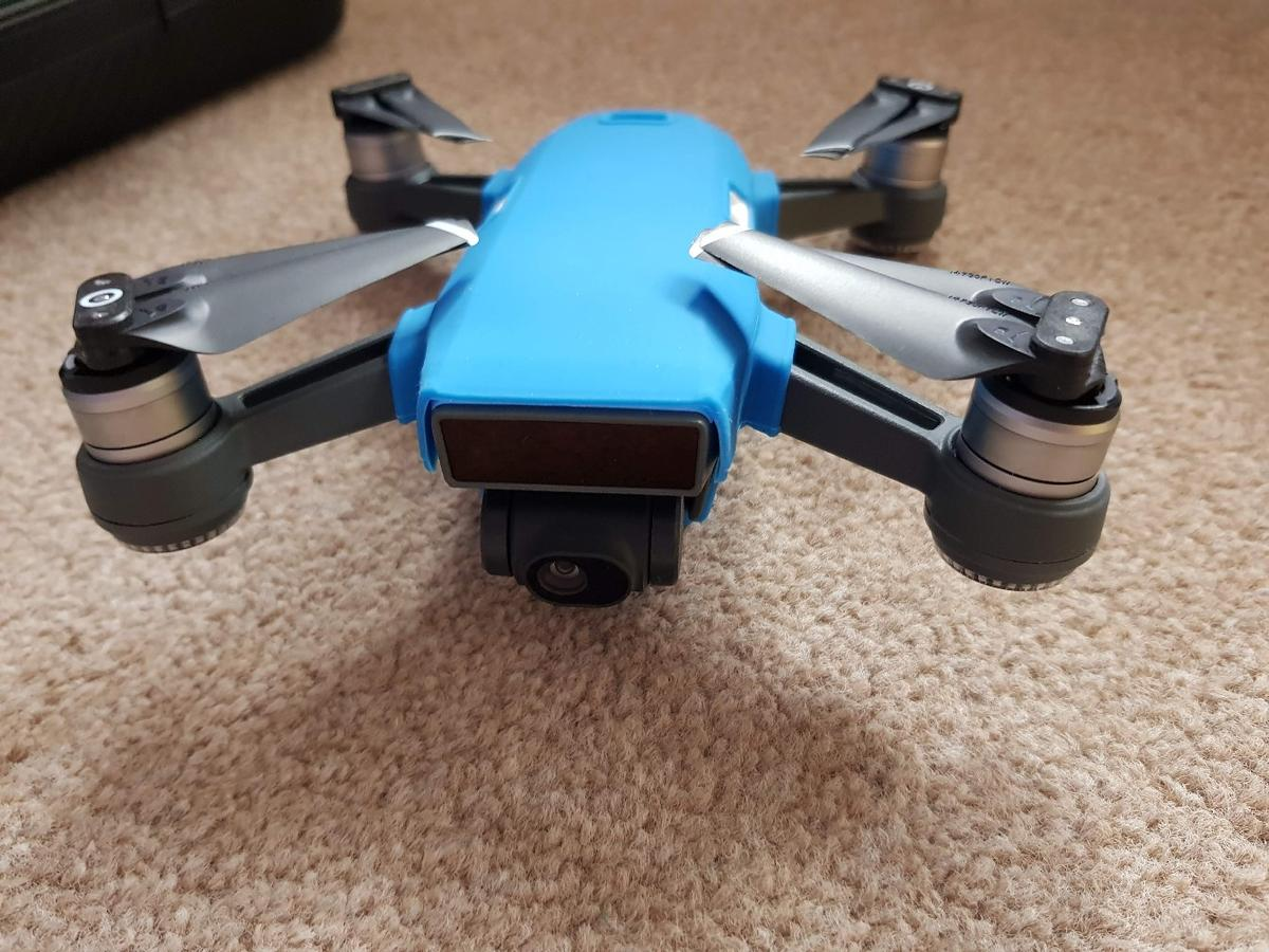DJI Spark Fly More Combo + extras white