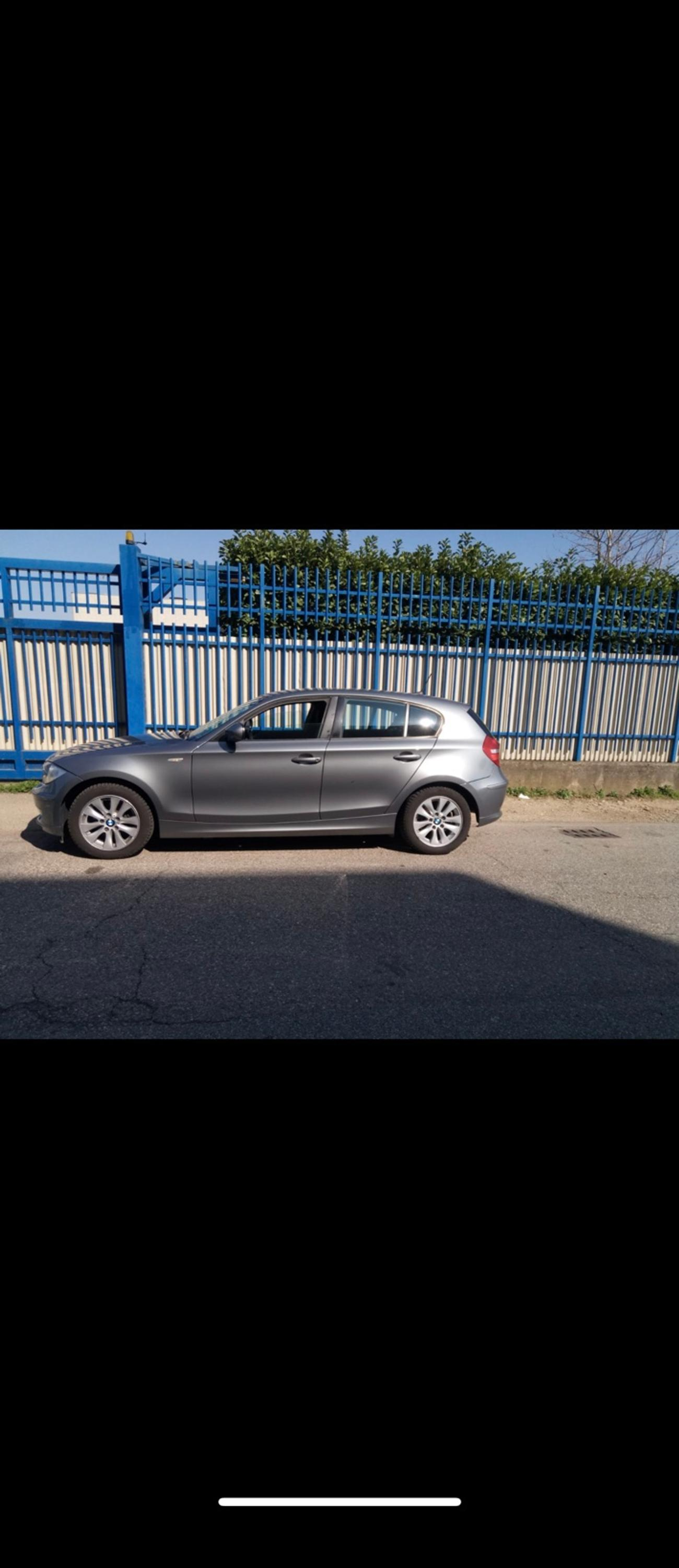 Bmw Serie 1 Euro 5 Fap In 21049 Tradate For 8 500 00 For Sale Shpock