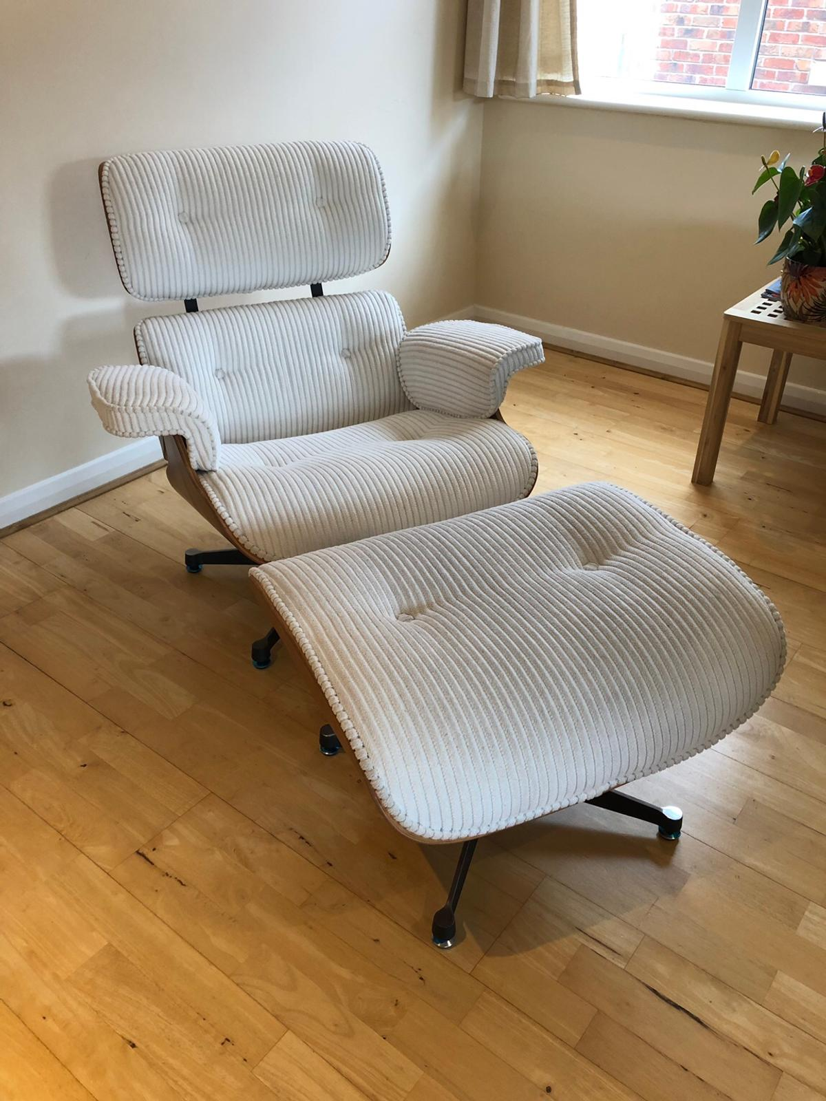 Phenomenal Charles Eames Replica Lounge Chair In B31 Birmingham For Creativecarmelina Interior Chair Design Creativecarmelinacom